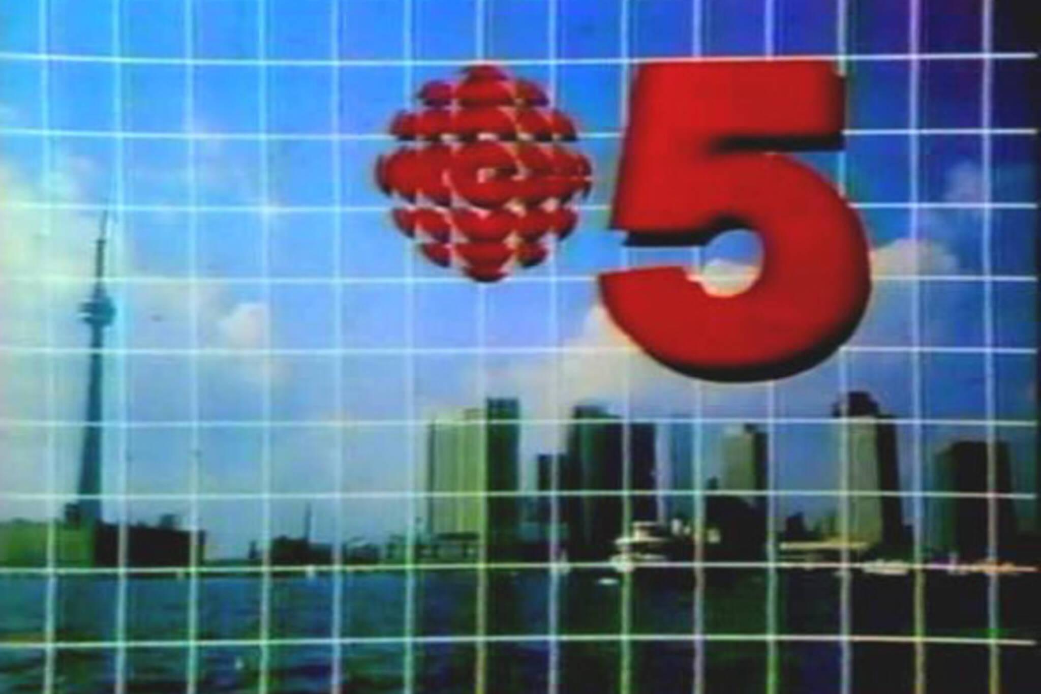 Toronto TV Station Sign-Off