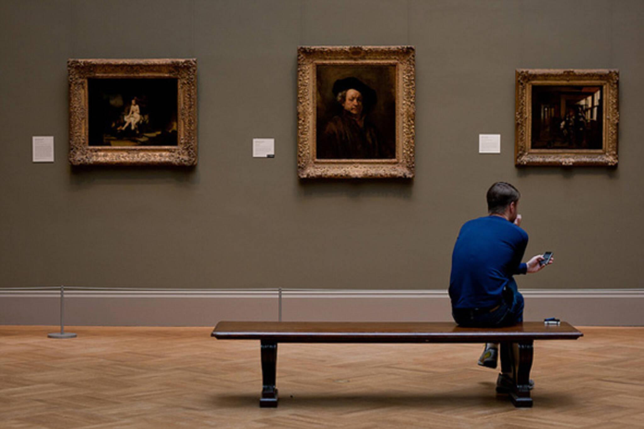 museum, art, sit