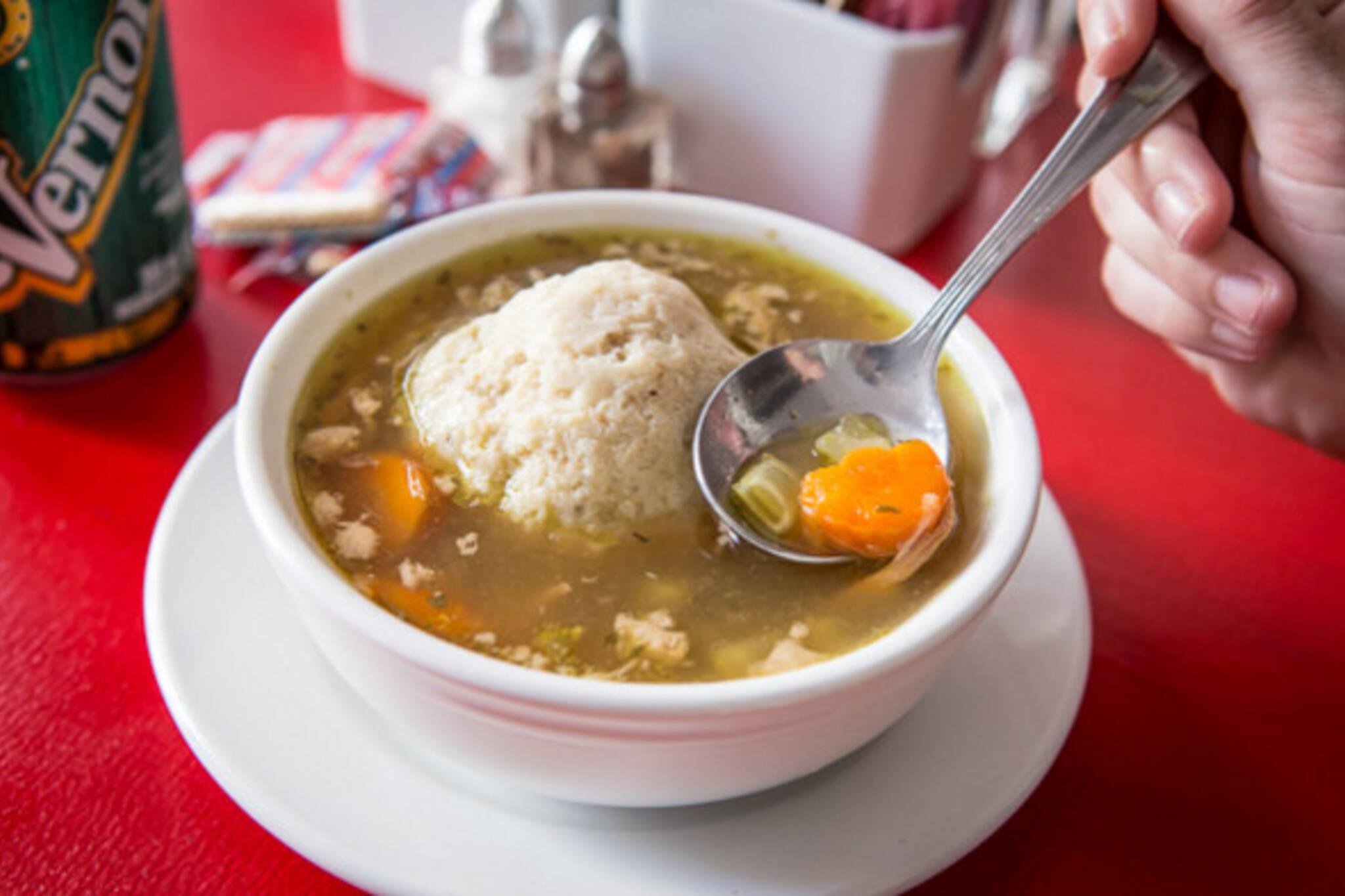 Chicken soup Toronto