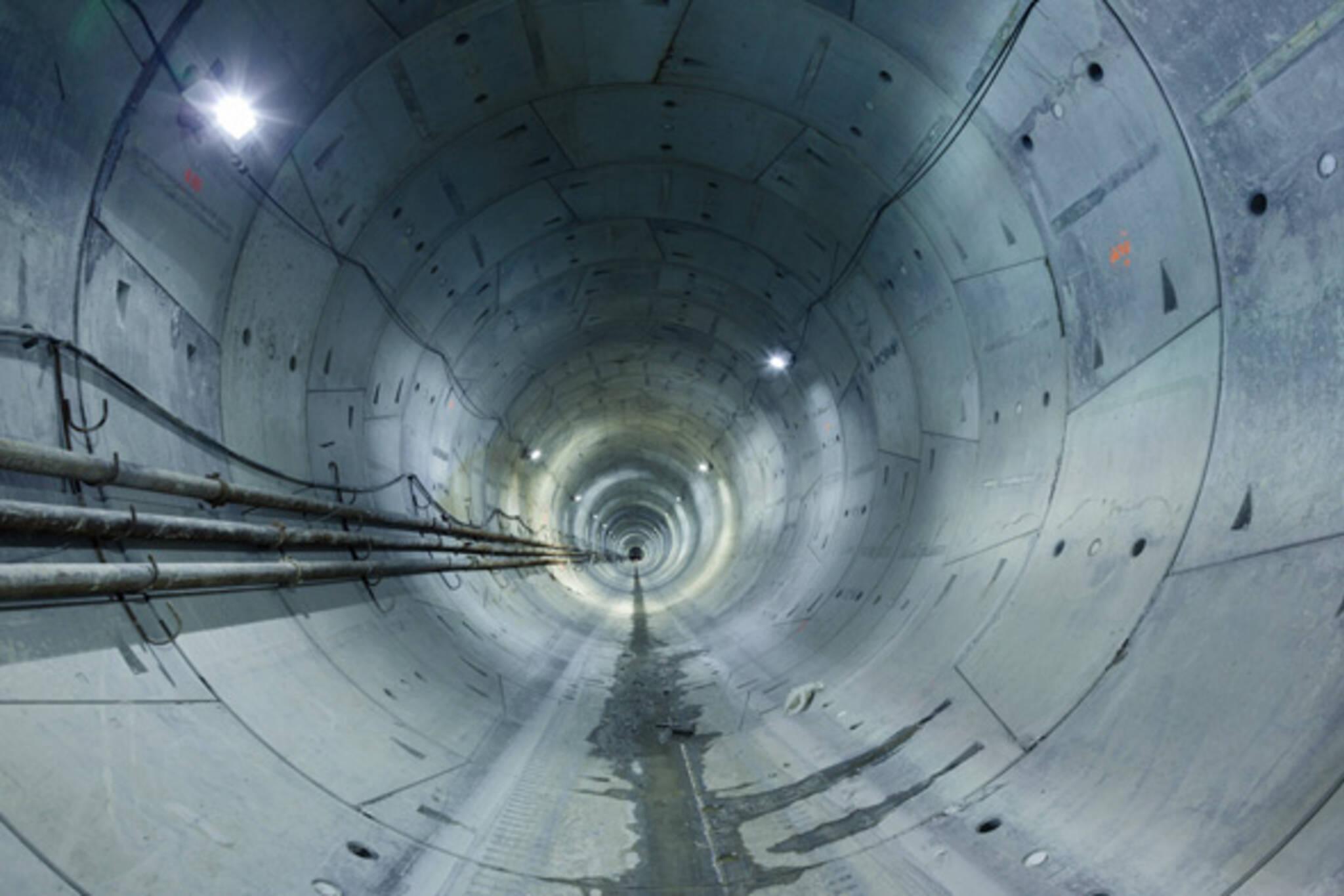 TTC Spadina Subway Extension