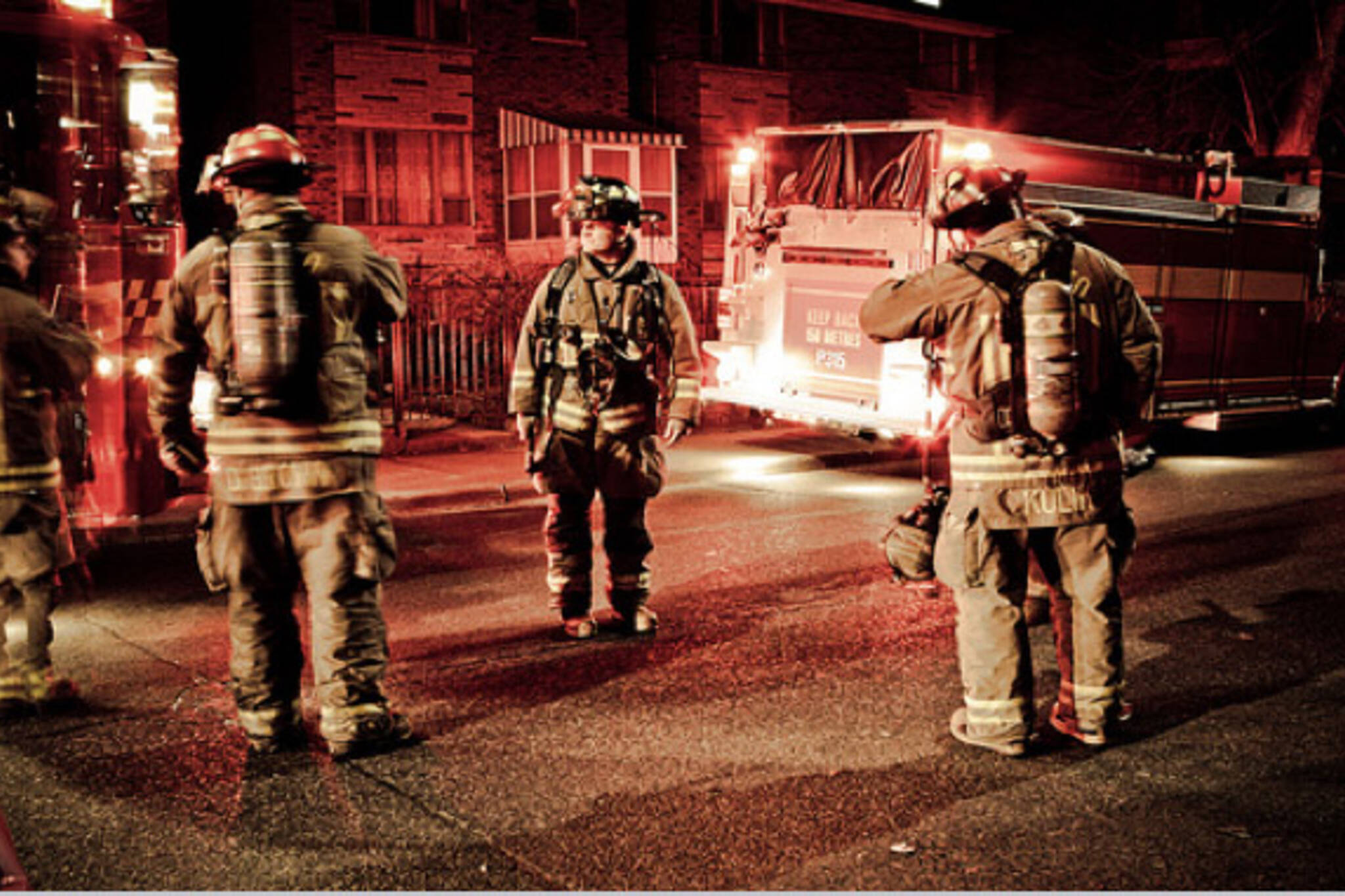 Toronto Firefighters