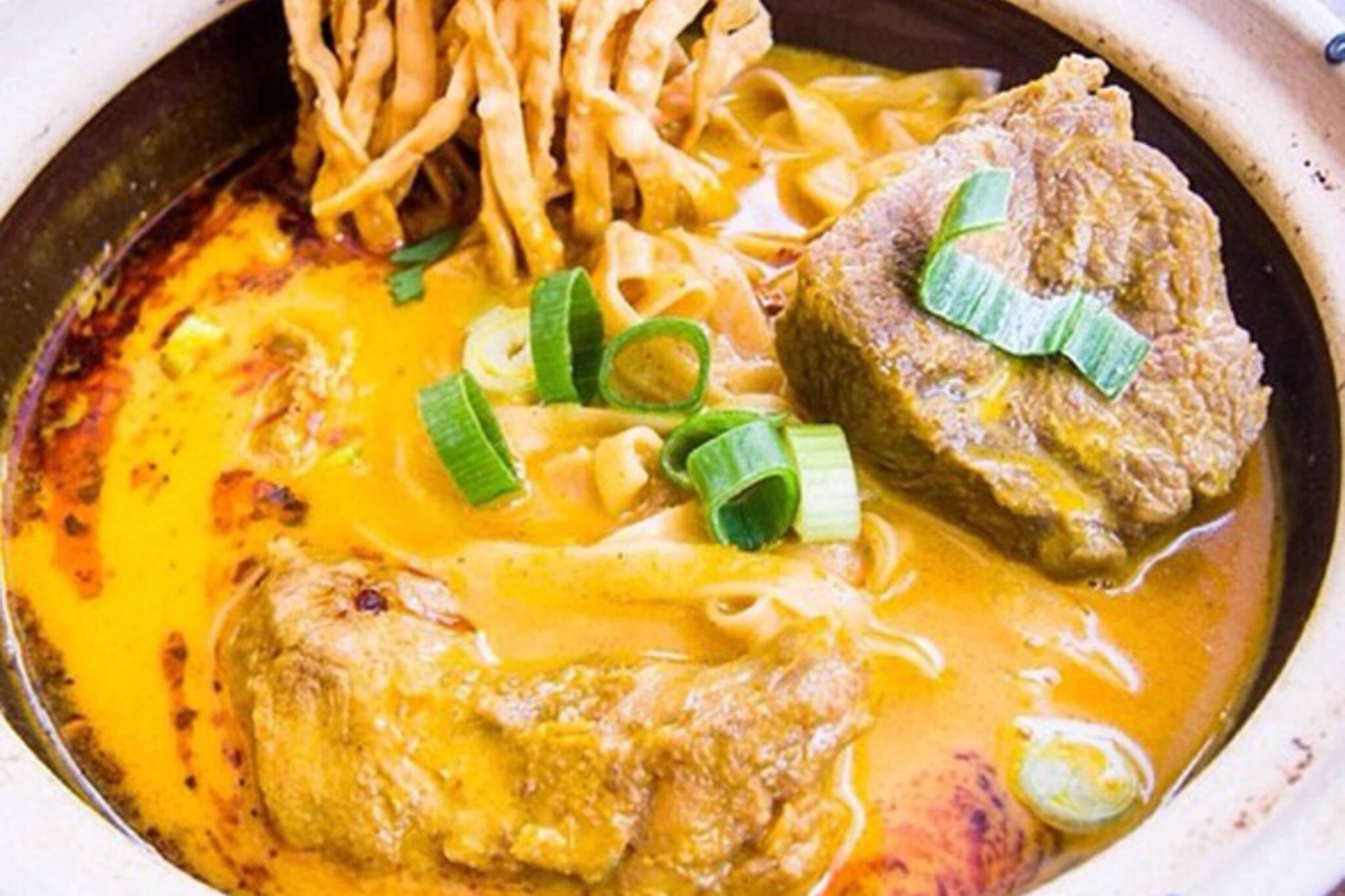thai food toronto