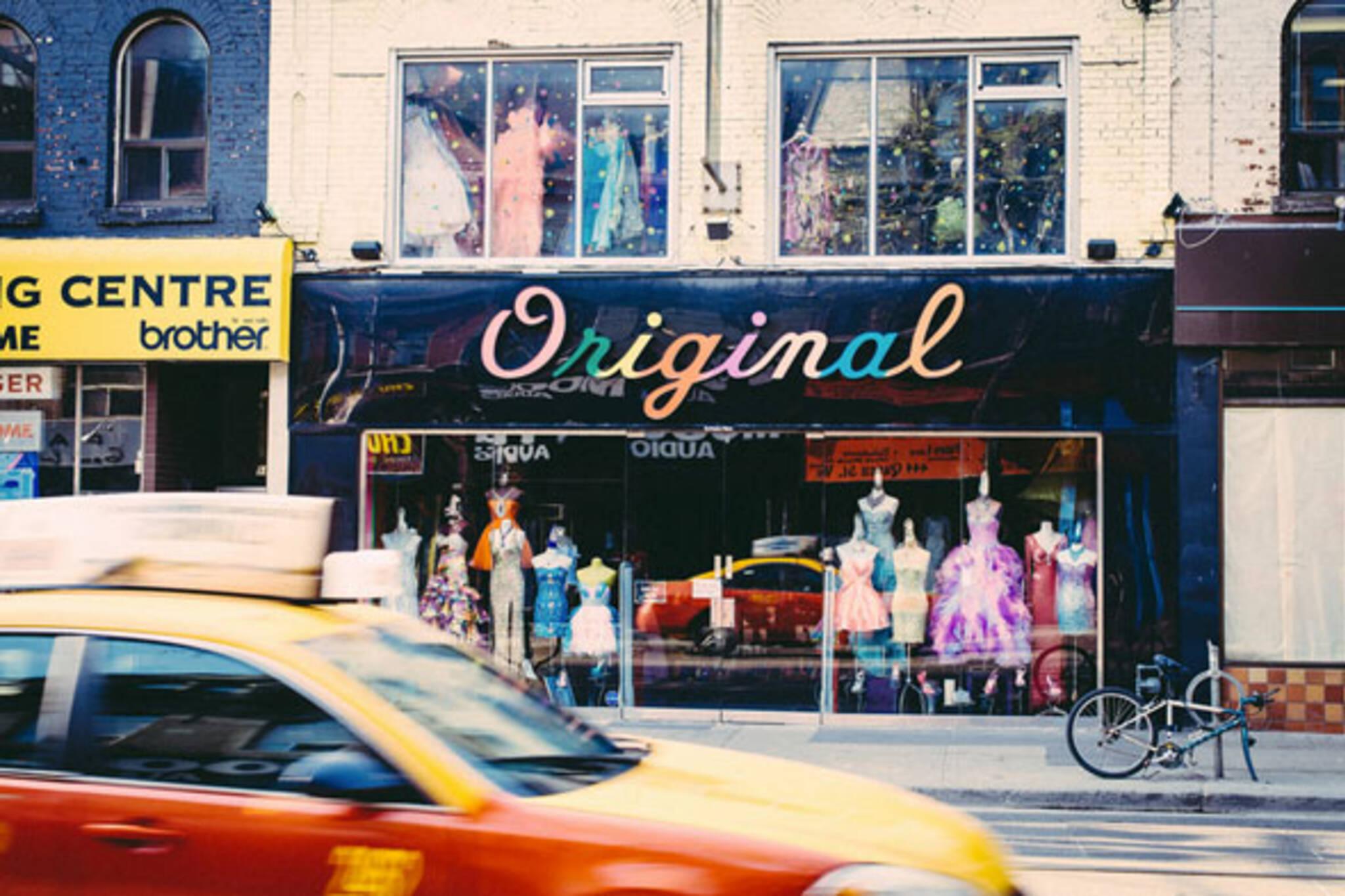 toronto original store