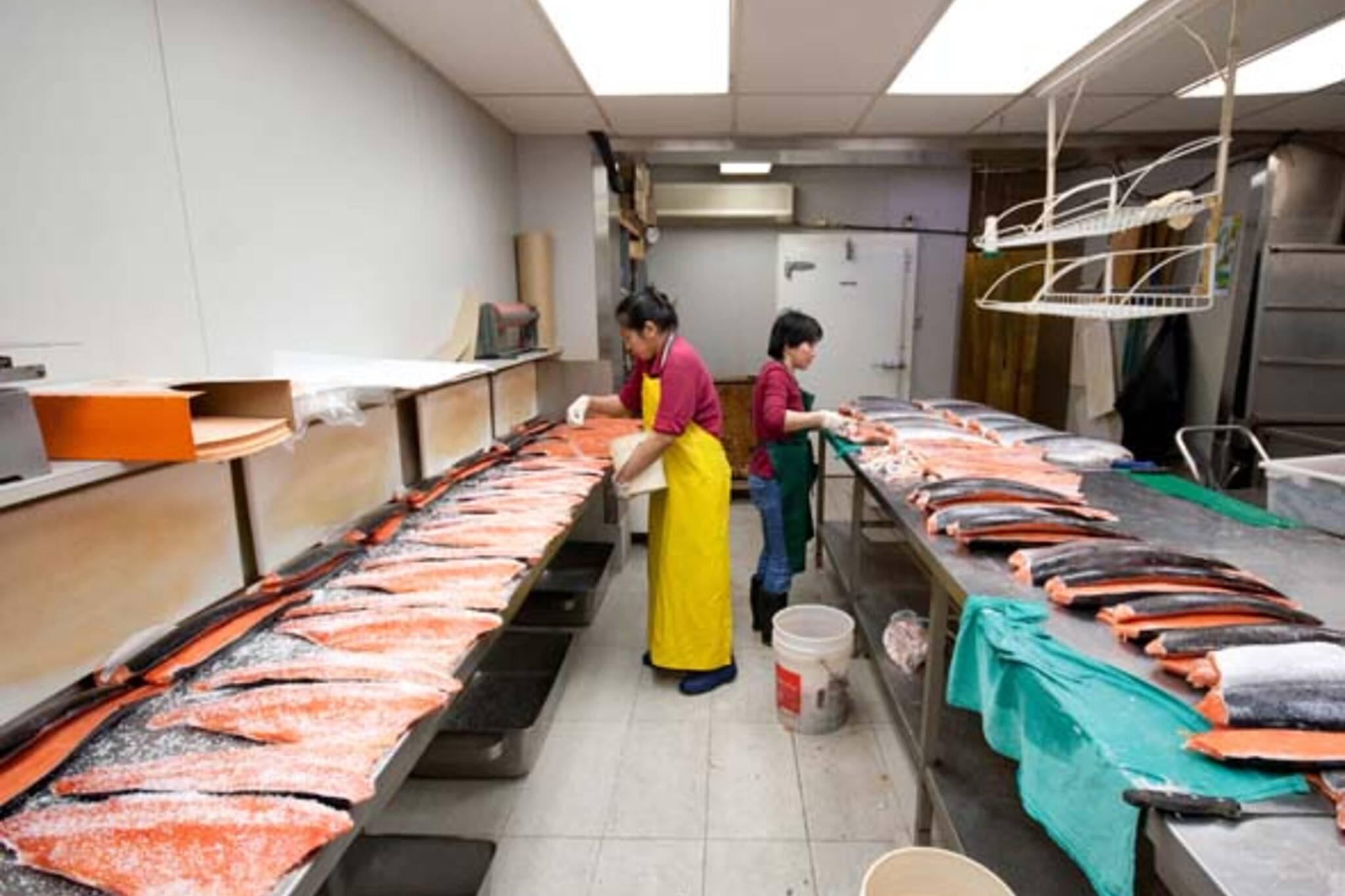 smoked salmon Toronto