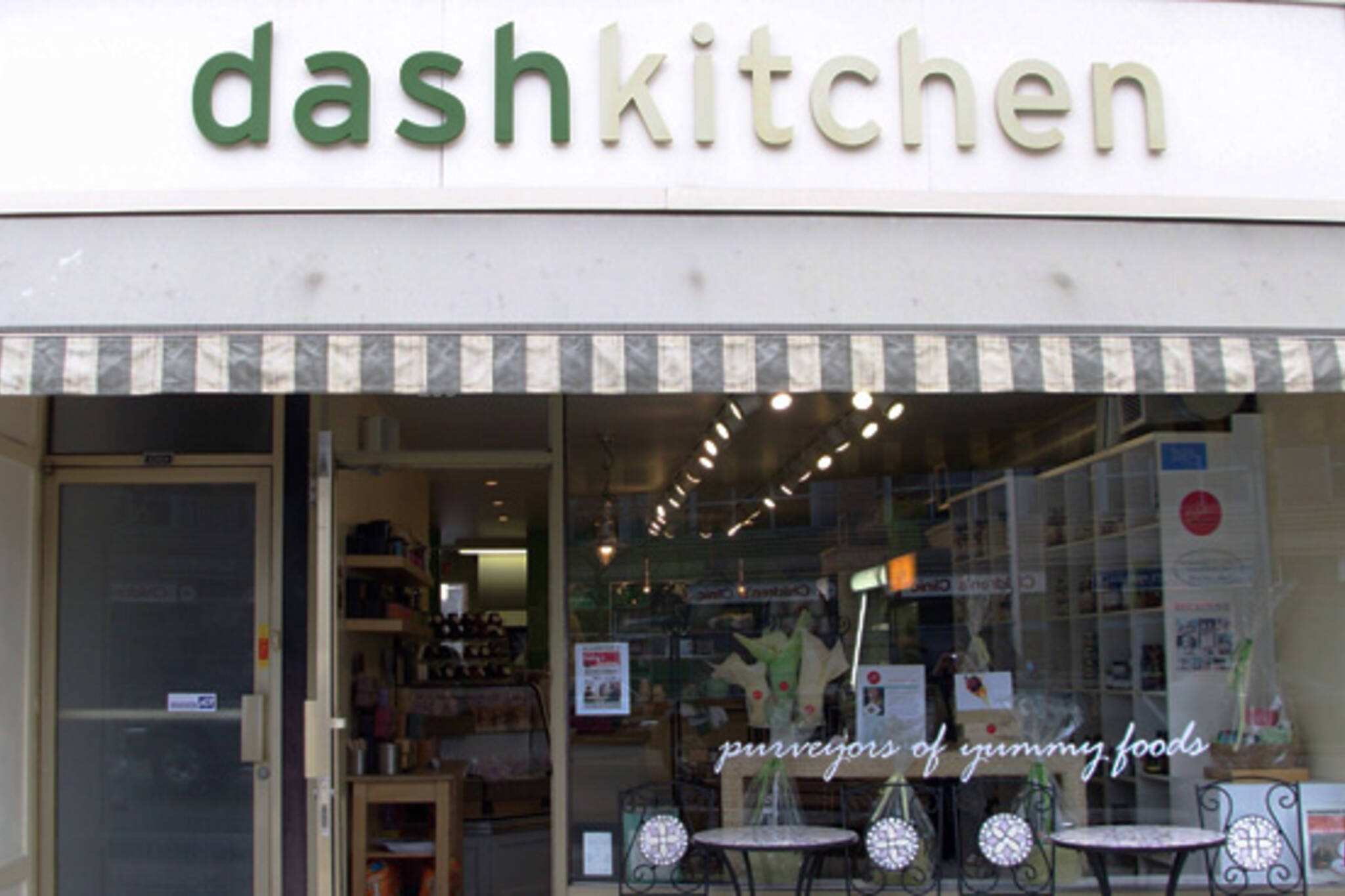 Dash Kitchen Danforth Toronto