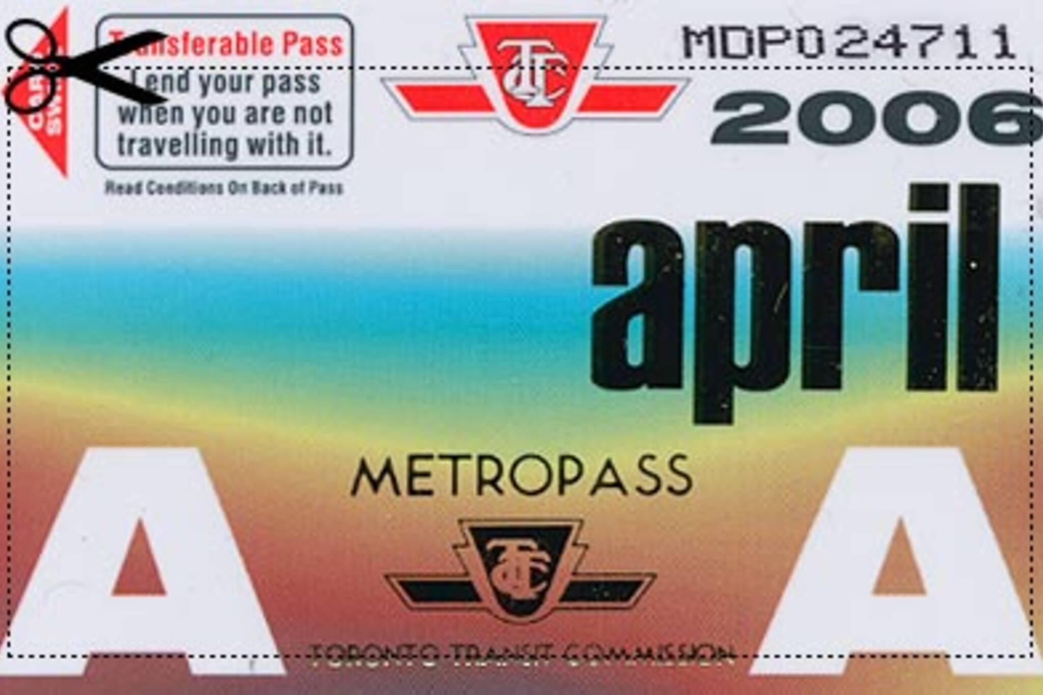 Metropass Affinity Program