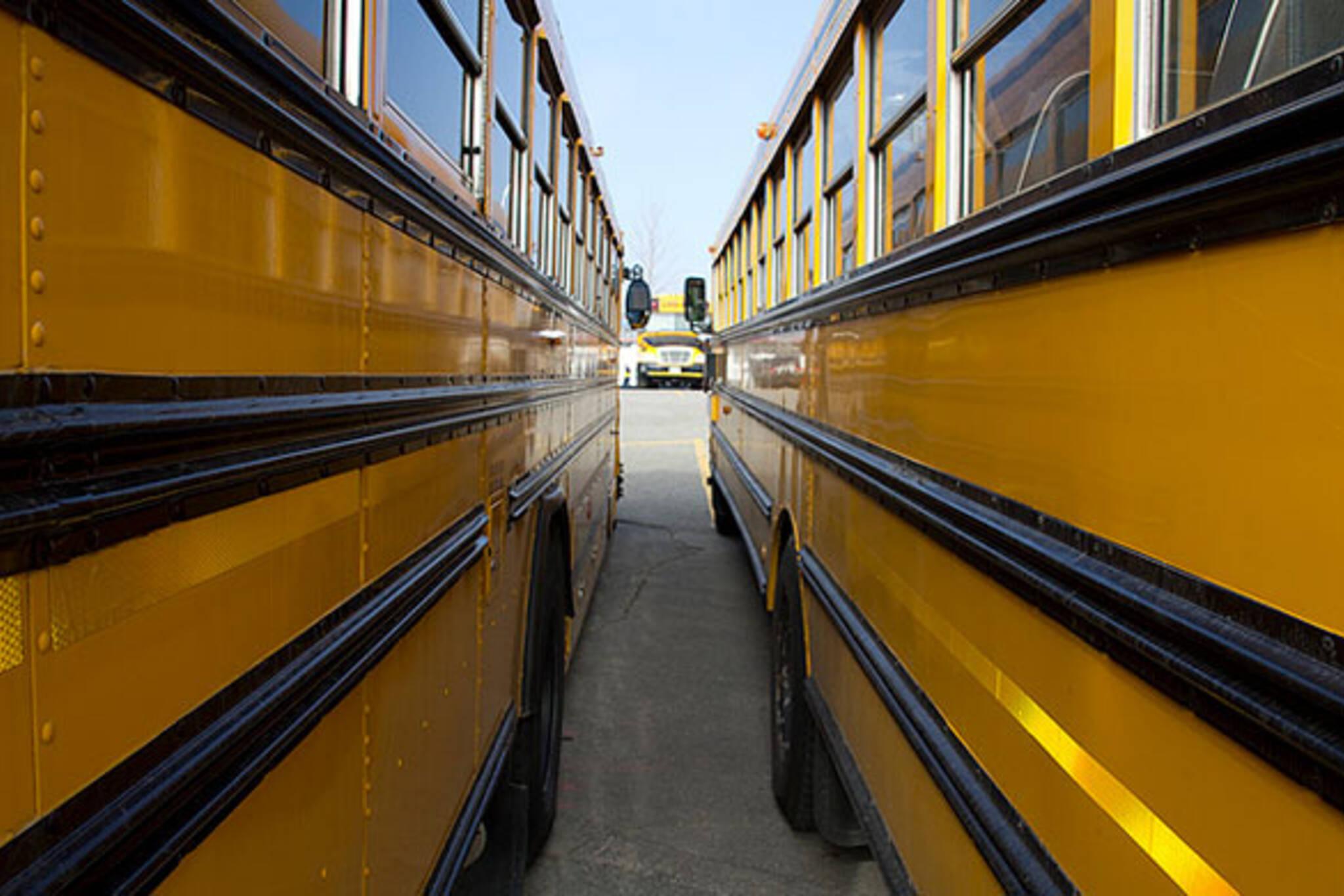 School Bus Toronto