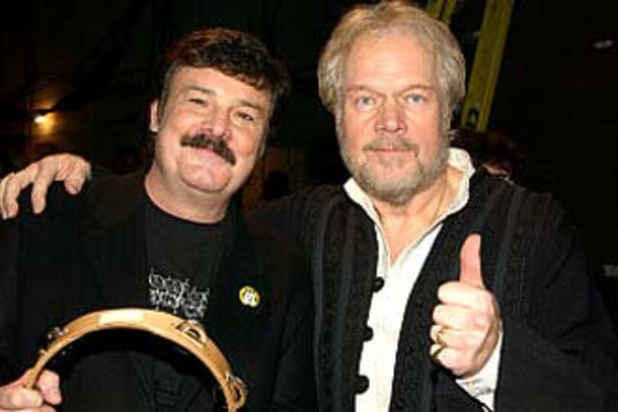 Randy Bachman and Burton Cummings