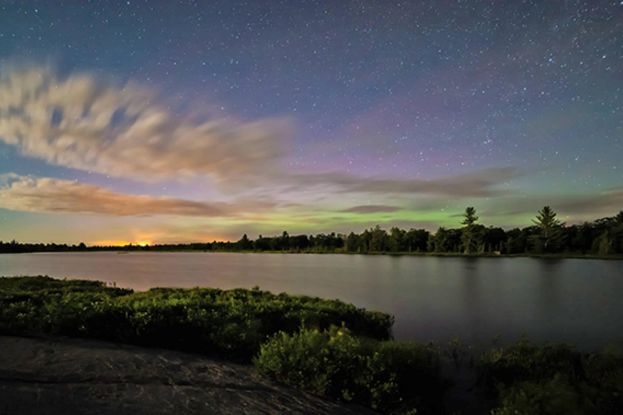 northern lights toronto