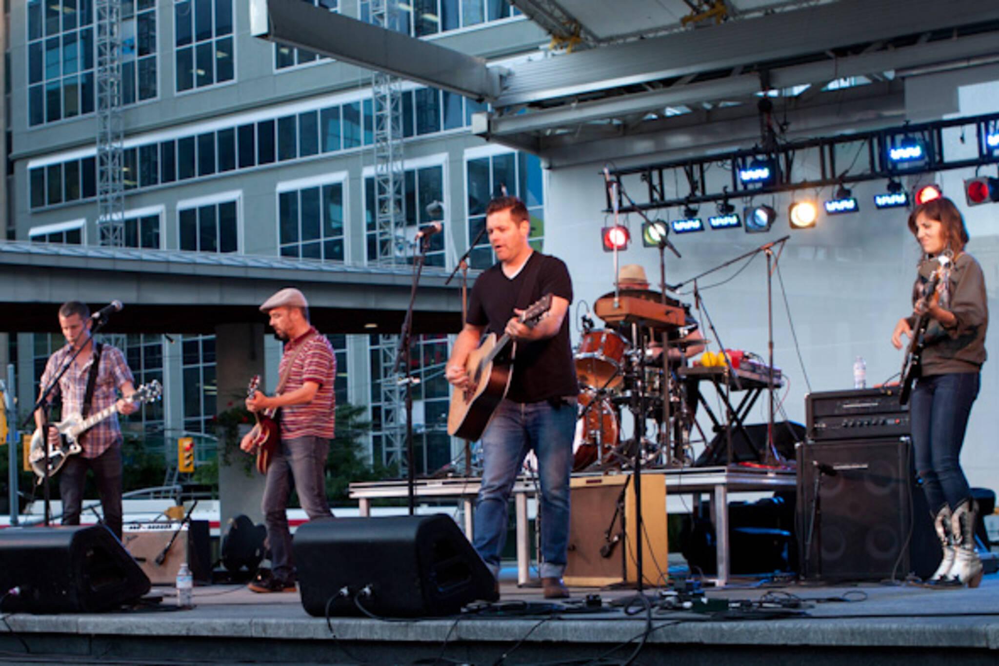 The Beauties Band Toronto
