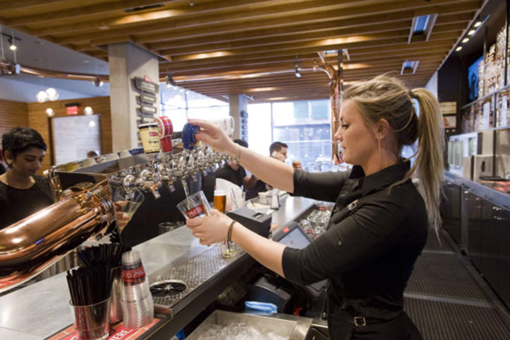 Beer Hall Toronto