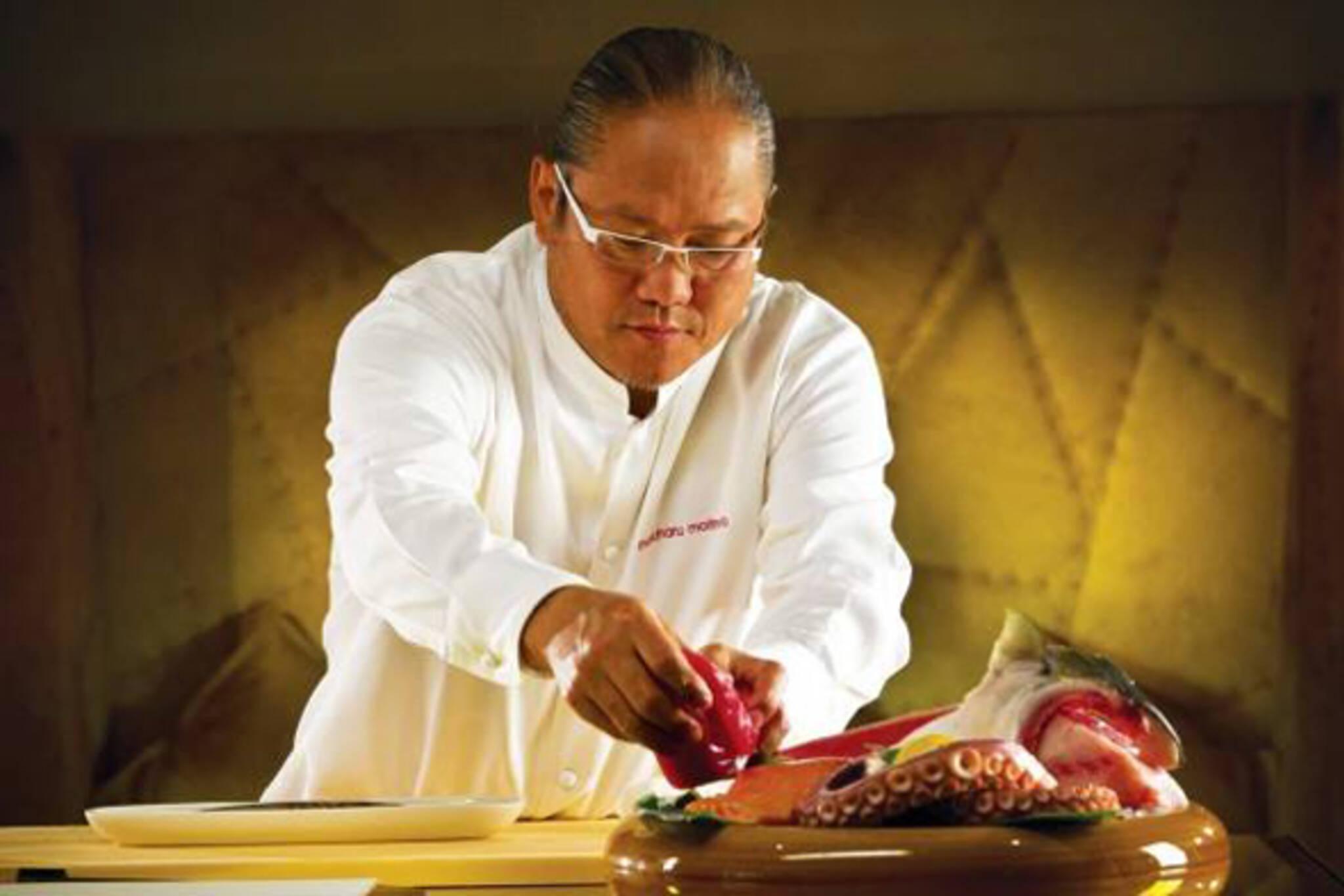 Iron Chef Morimoto Toronto