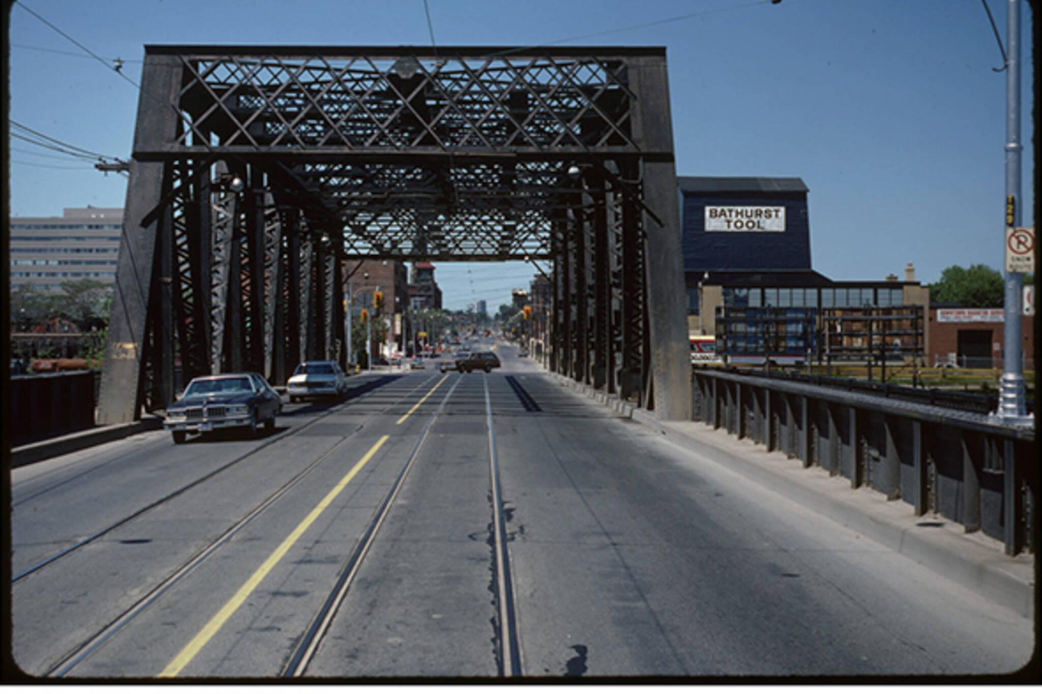 oldest bridges toronto