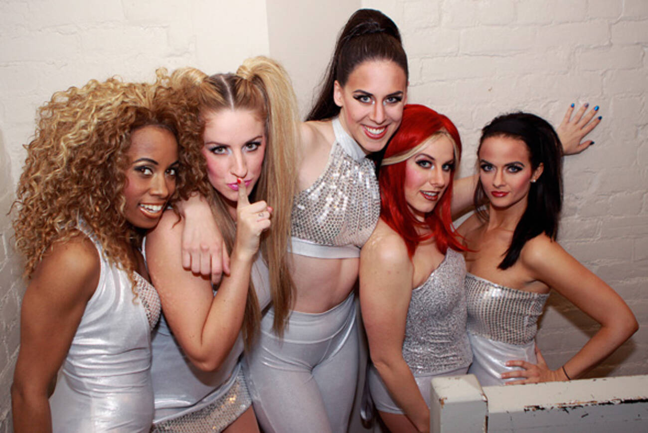 Spice Girls tribute band takes over the Great Hall