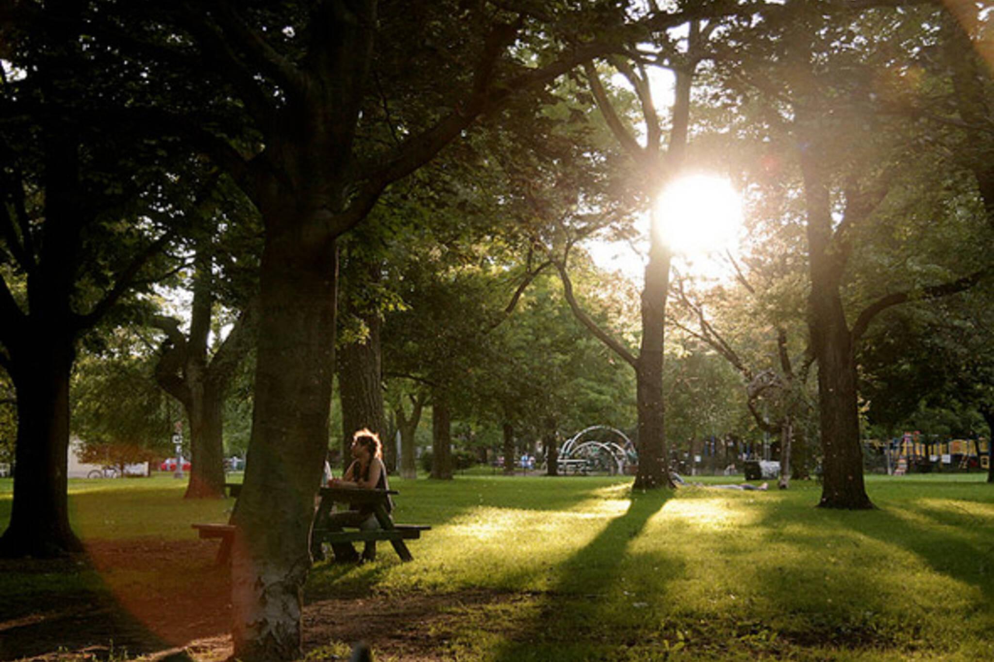 parks reading toronto