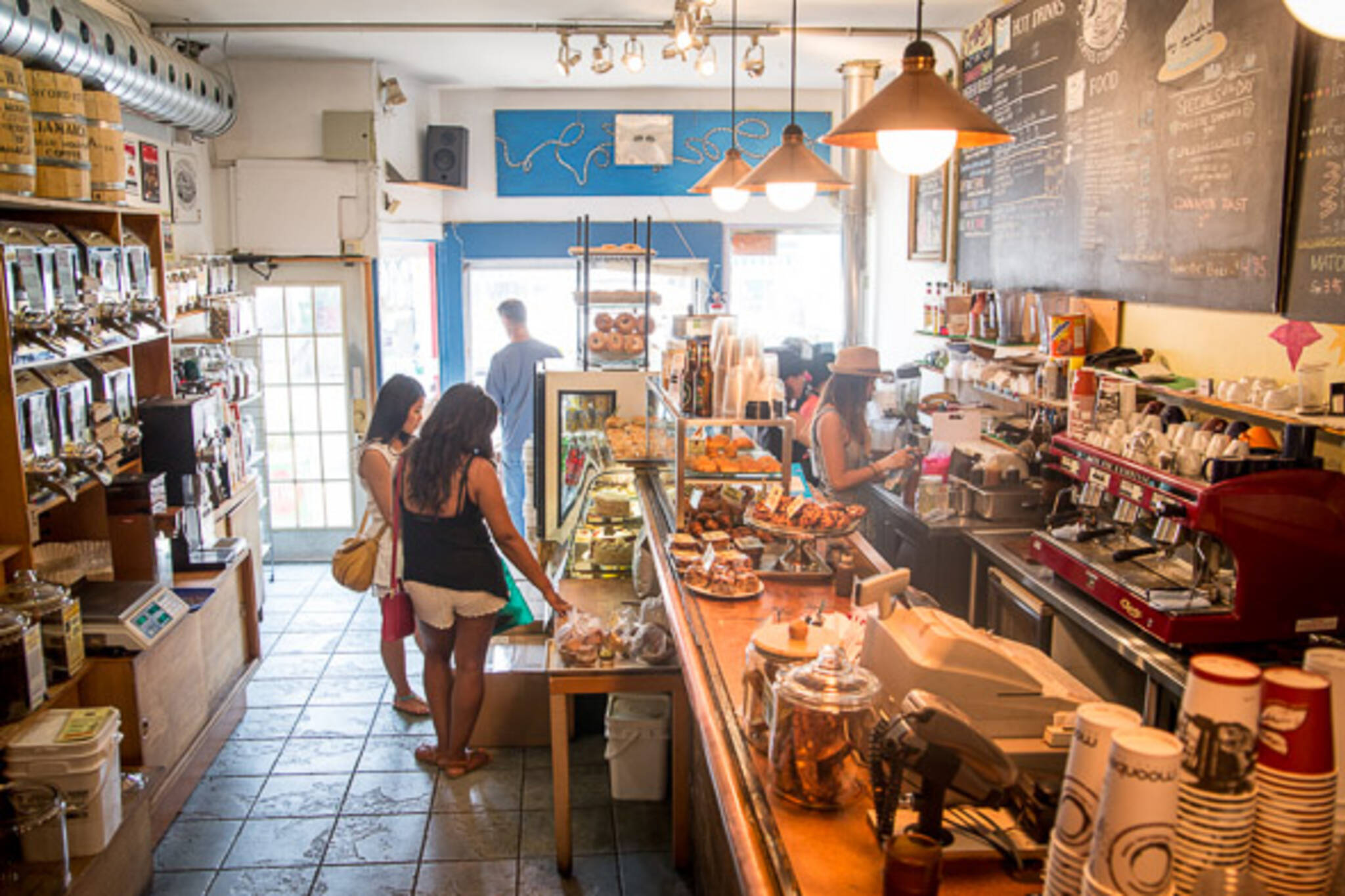 student cafes toronto