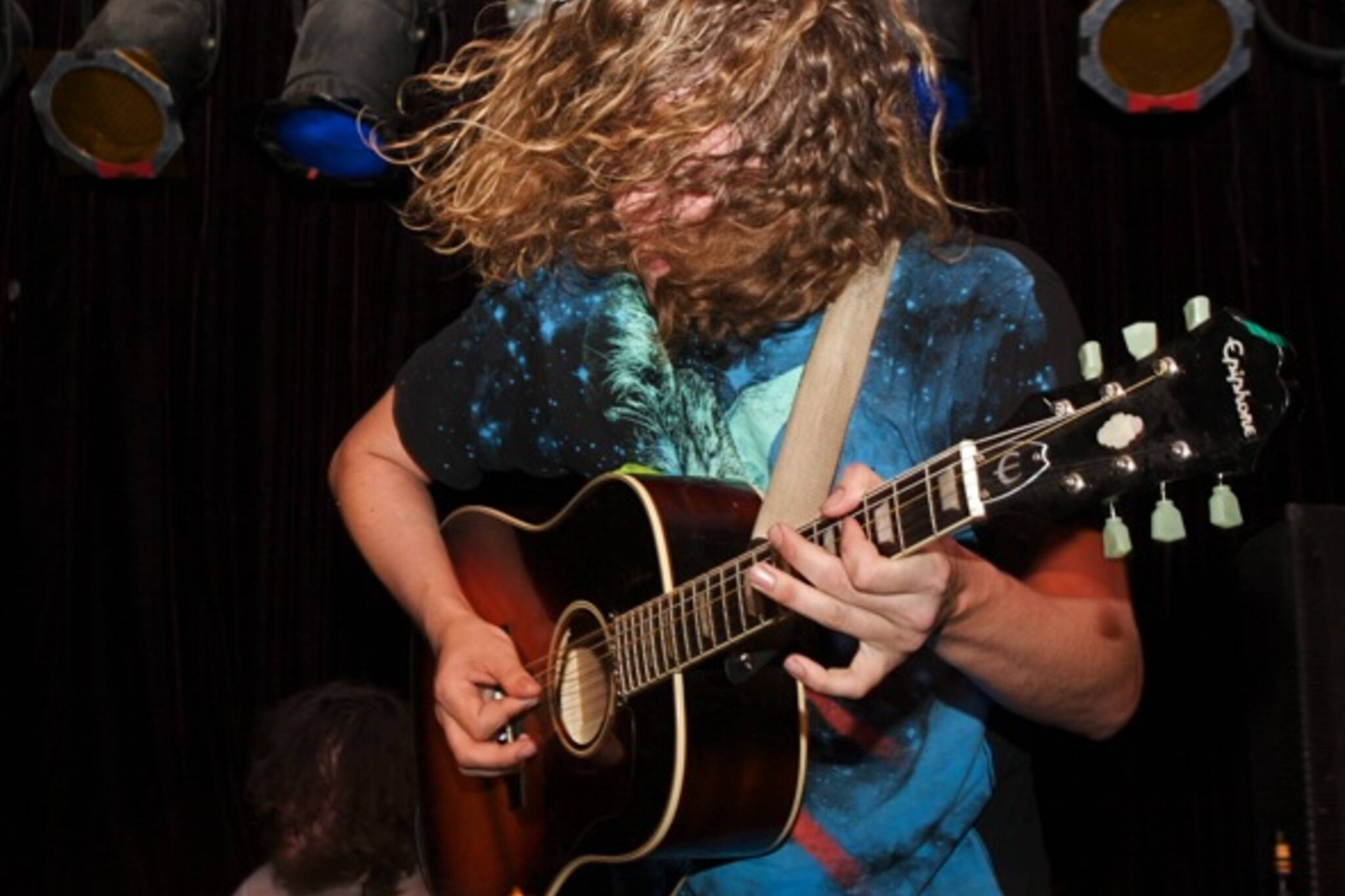 Jay Reatard Shattered Records Live Show