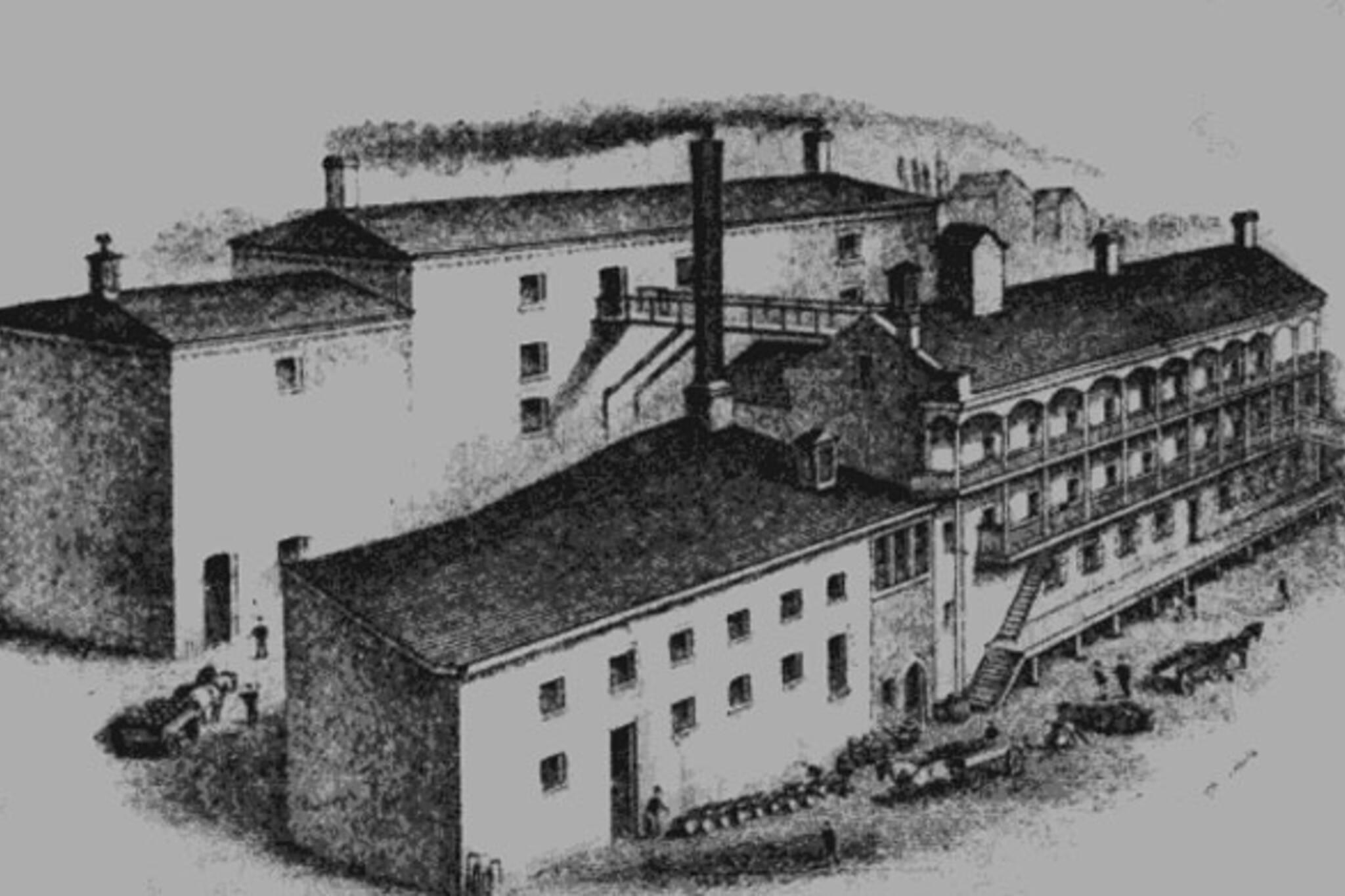 Severns Brewery