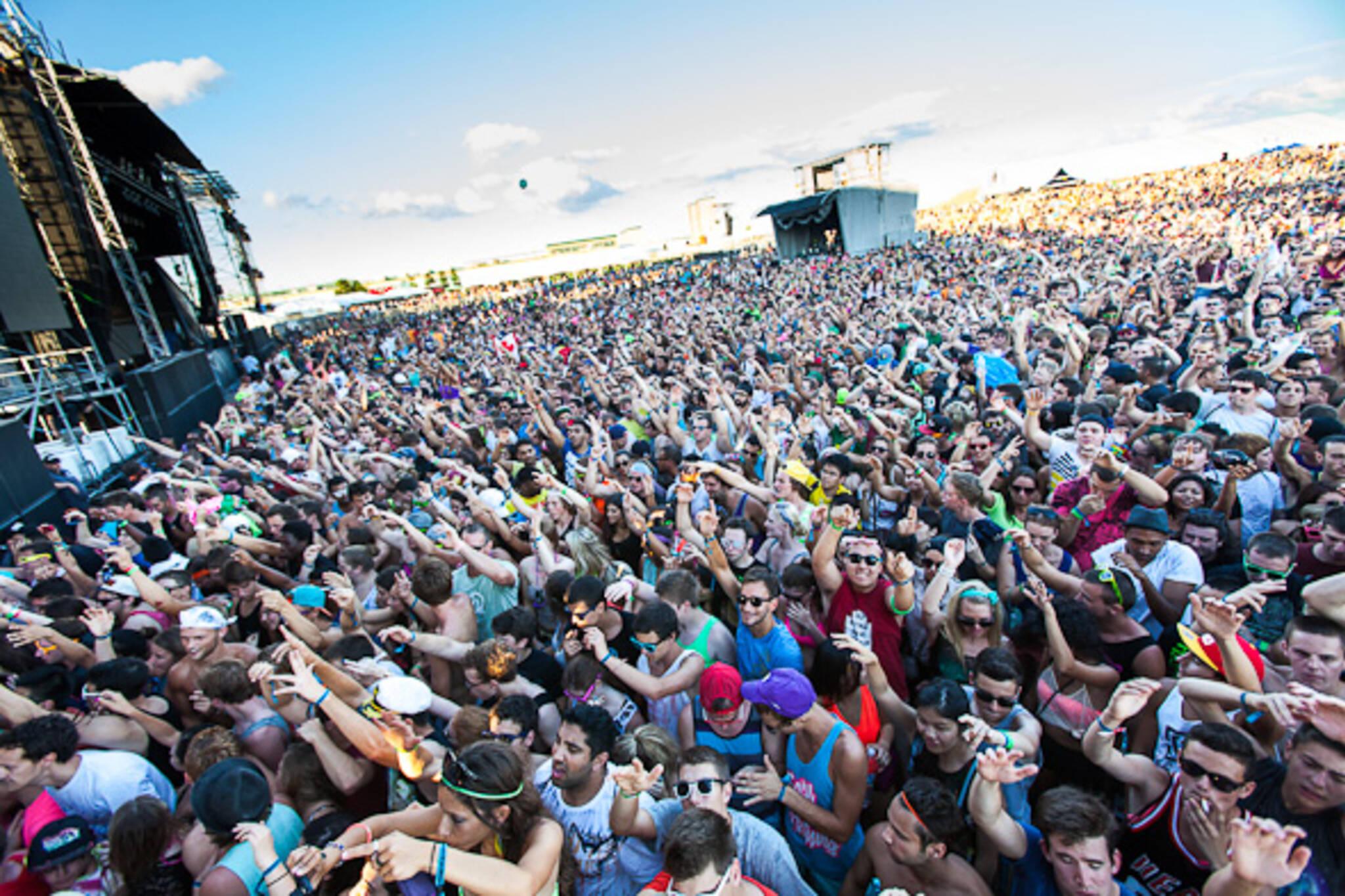 toronto veld music festival