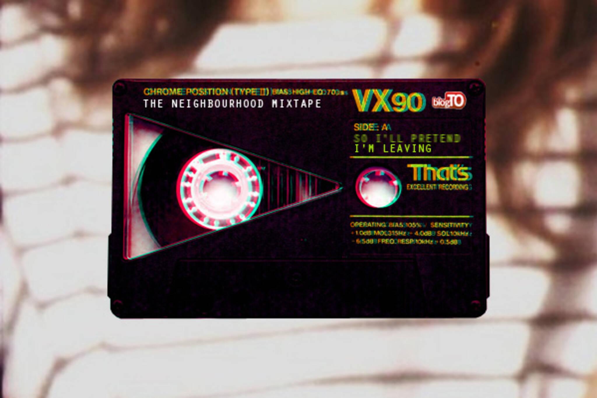 The Neighbourhood Mixtape