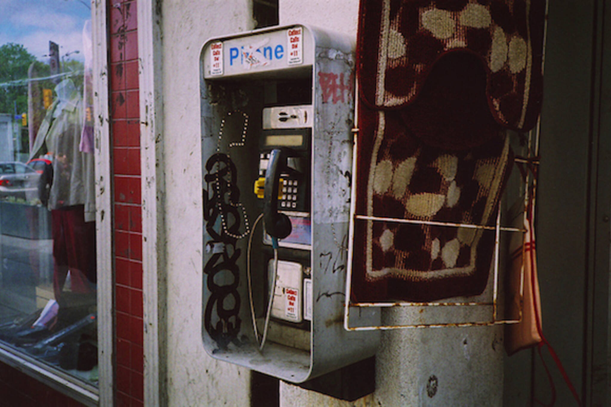 MB Battered Payphone