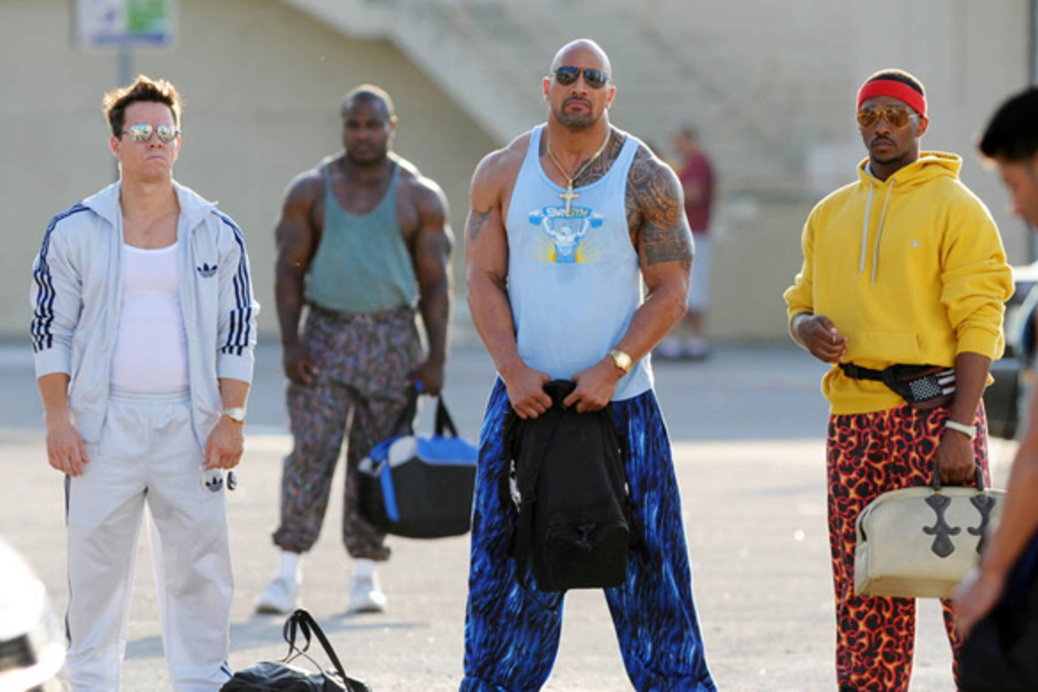 Pain and Gain film