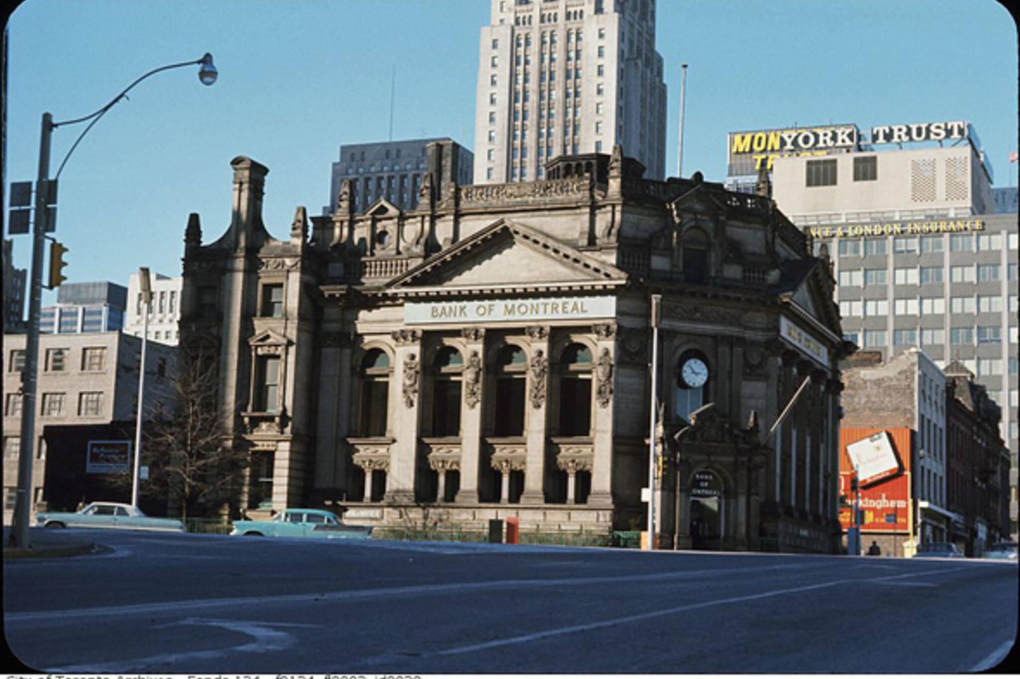 Old Banks Toronto
