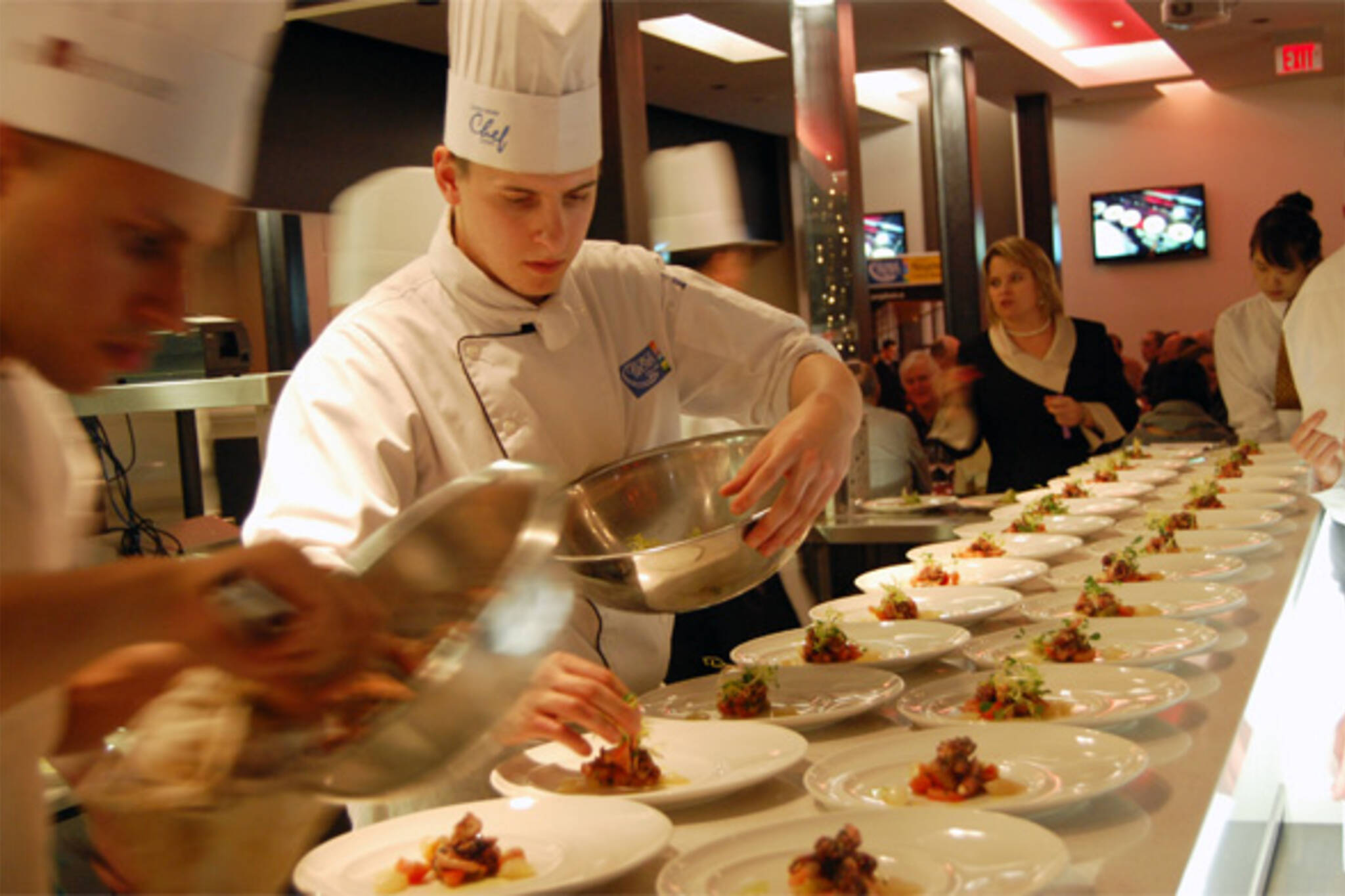 George Brown Chef School