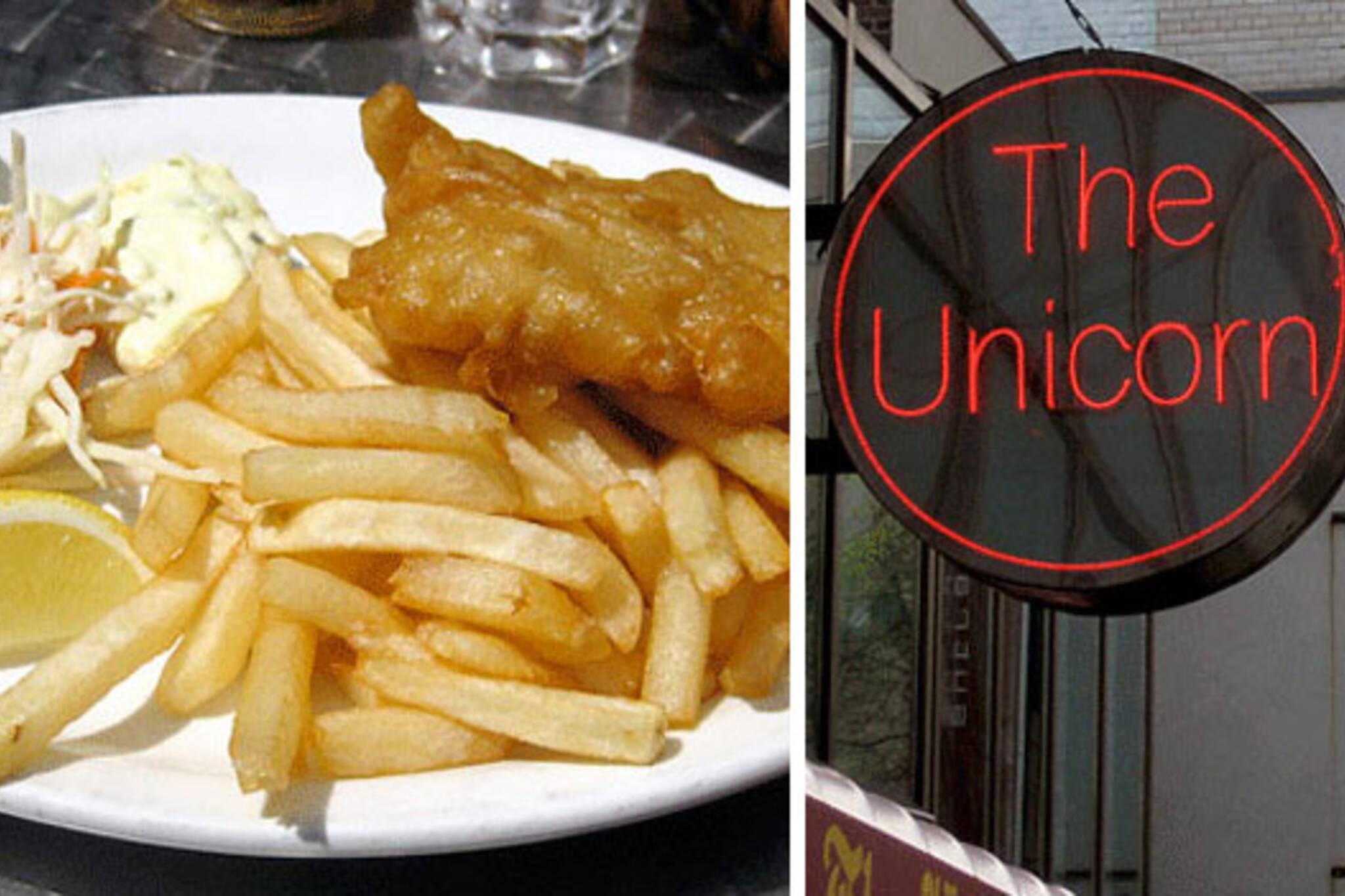 unicorn pub toronto