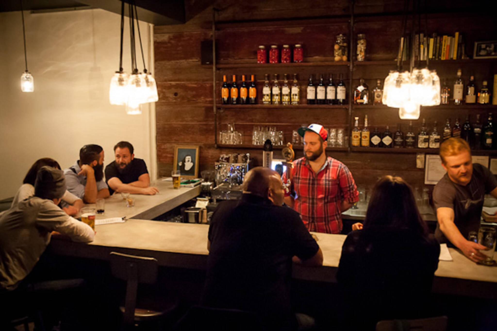 Hitch Bar Toronto