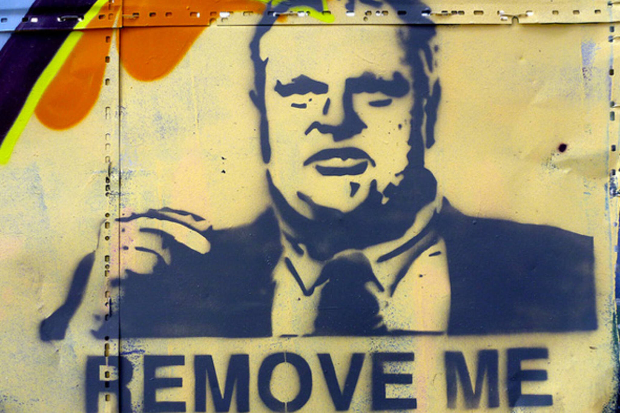 Remove Rob Ford Province