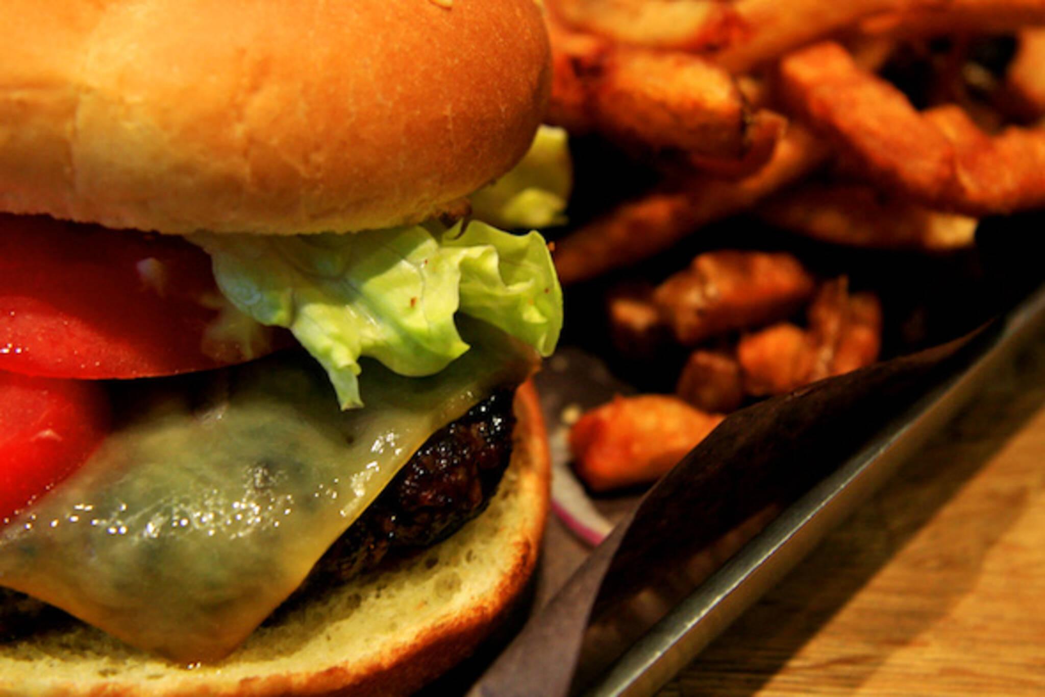 Craft Burger in Toronto