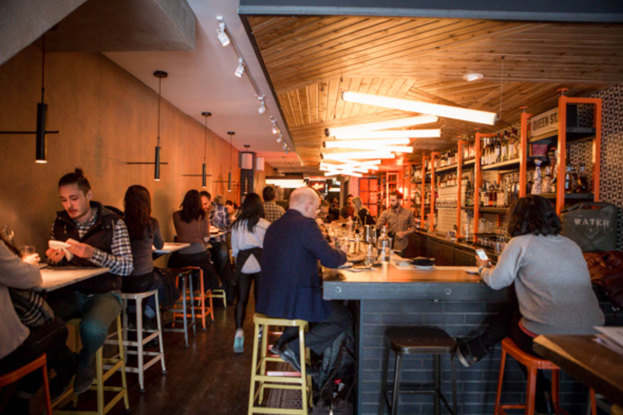 Restaurant Music Toronto