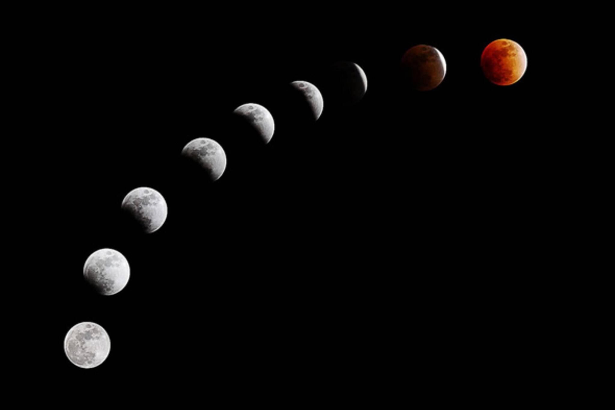 Lunar Eclipse December 2010