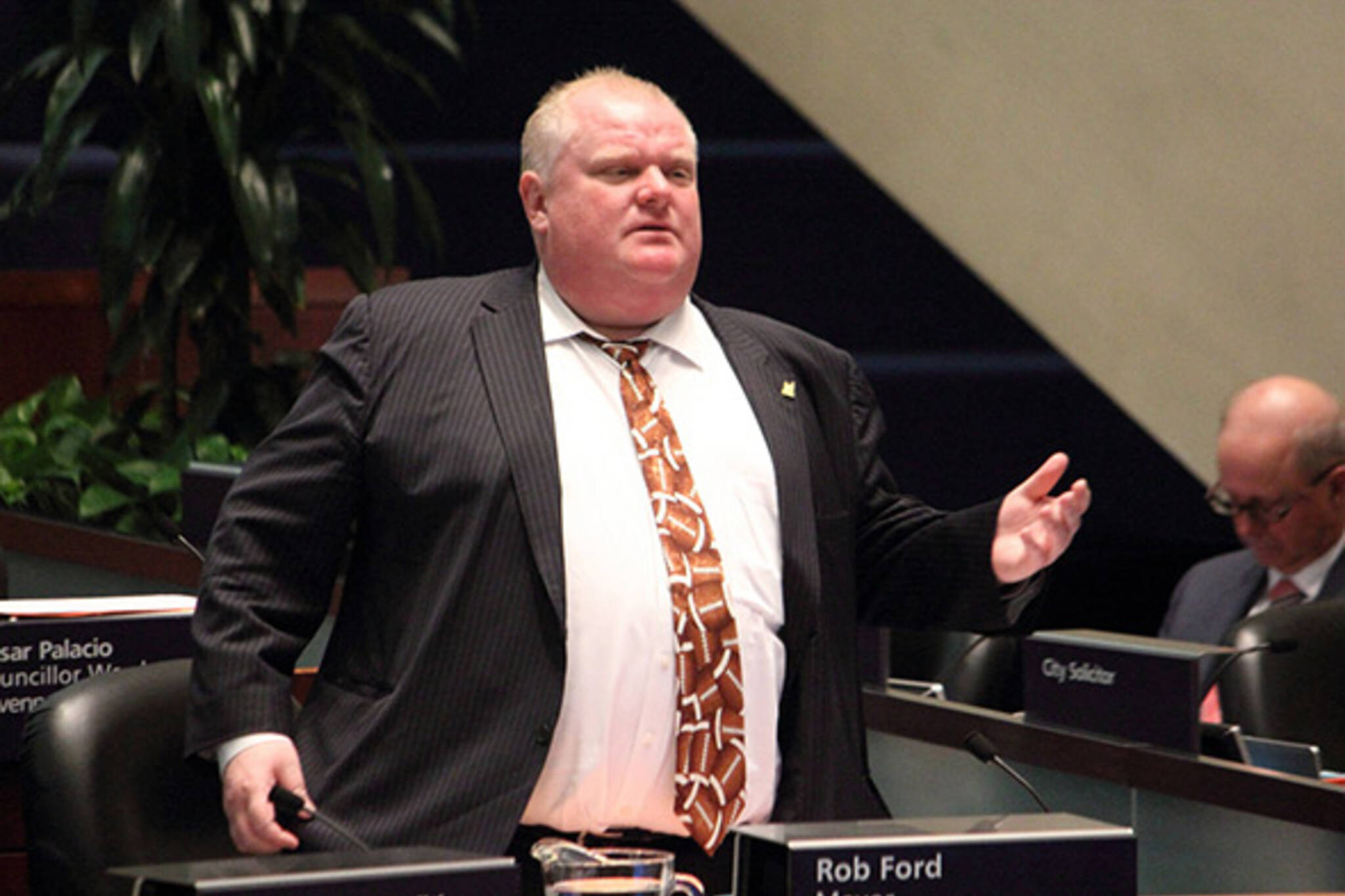 Rob Ford election 2014