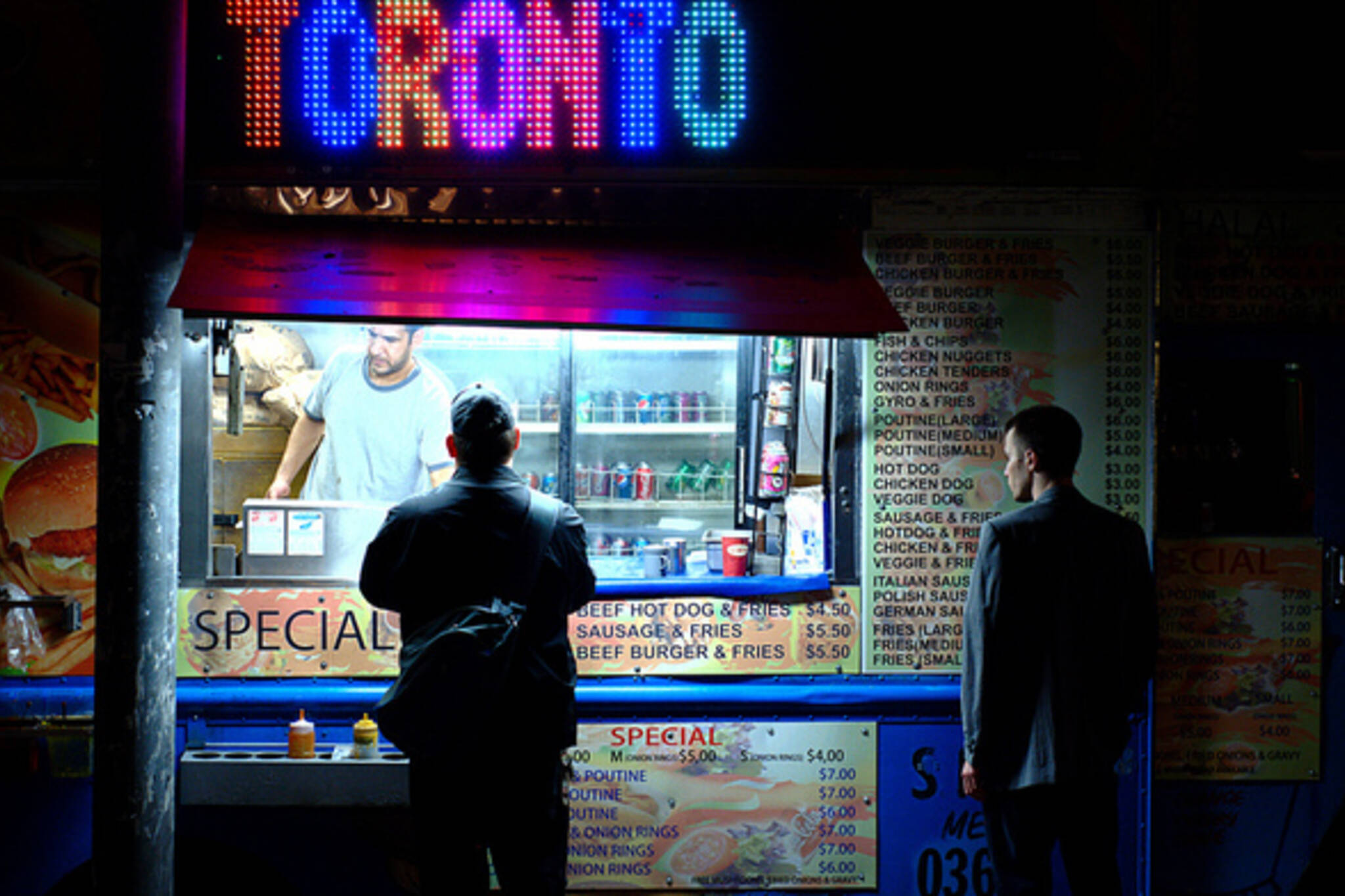 Toronto In Colour