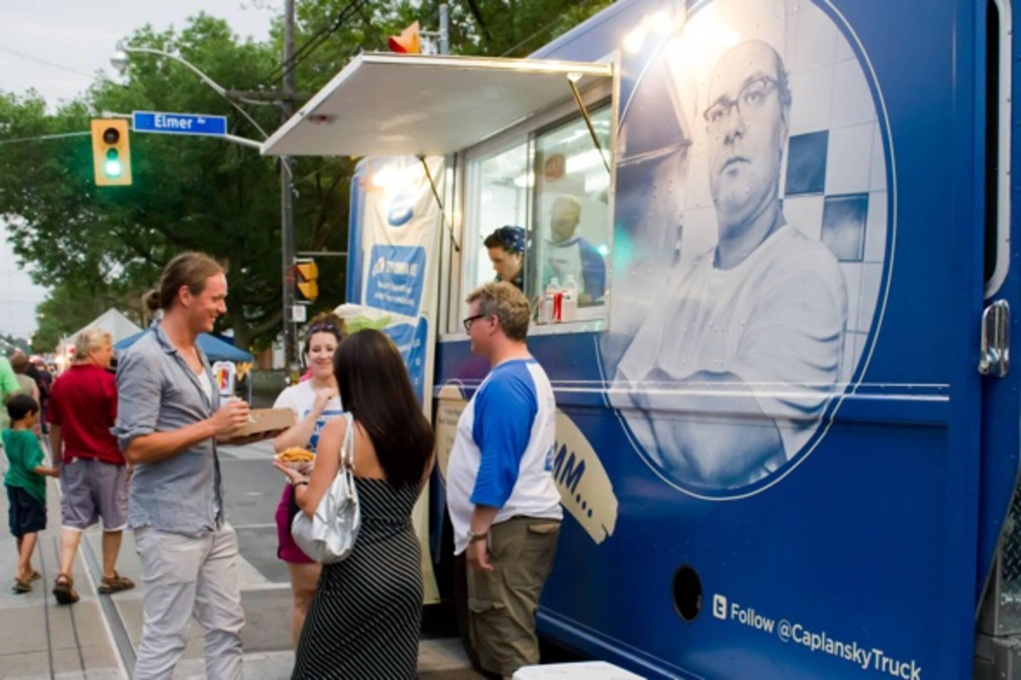 Caplanskys Food Truck