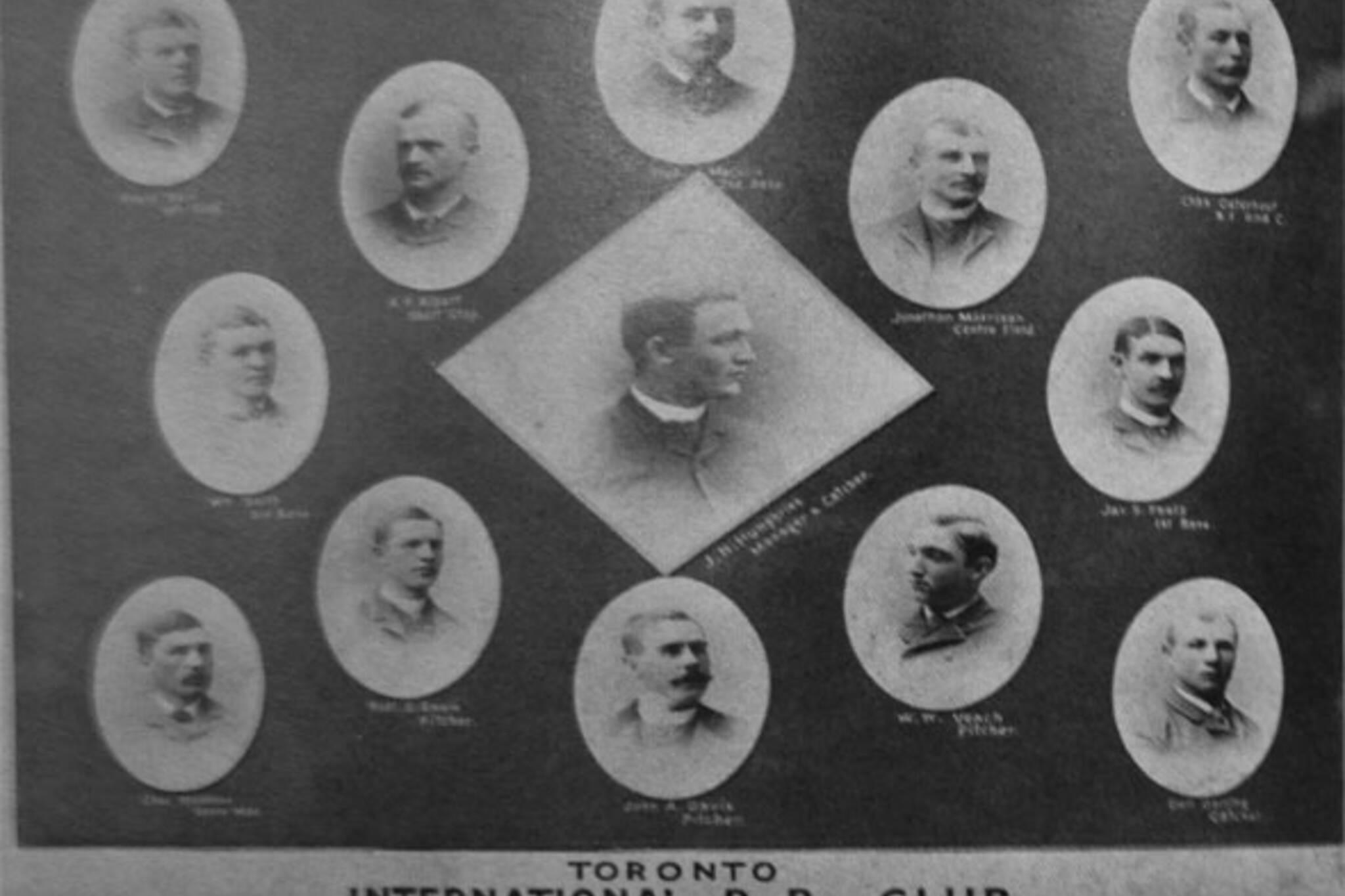toronto baseball team