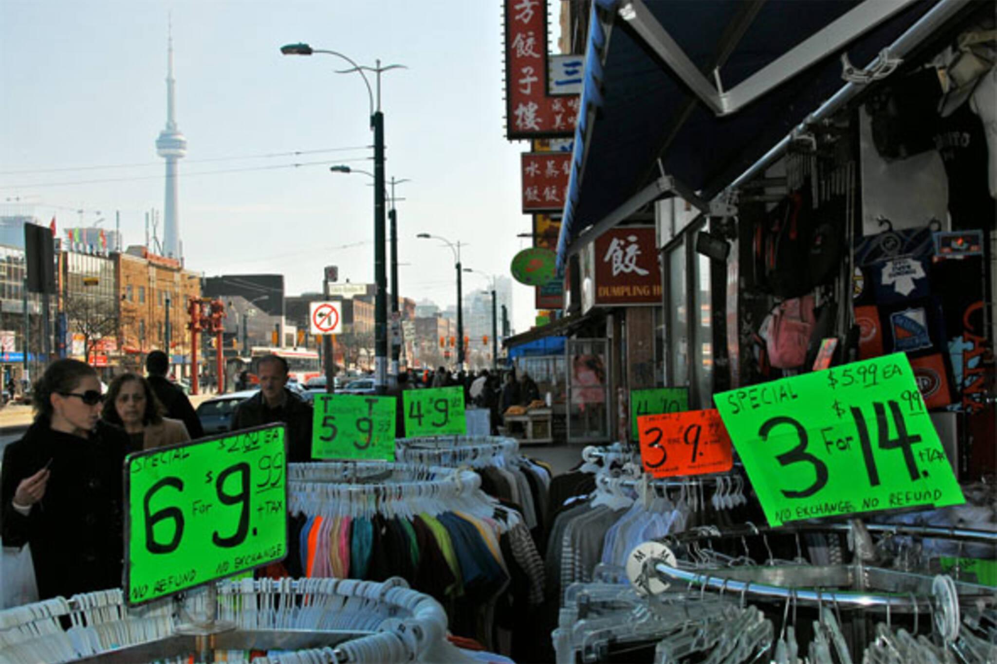 chinatown vendors