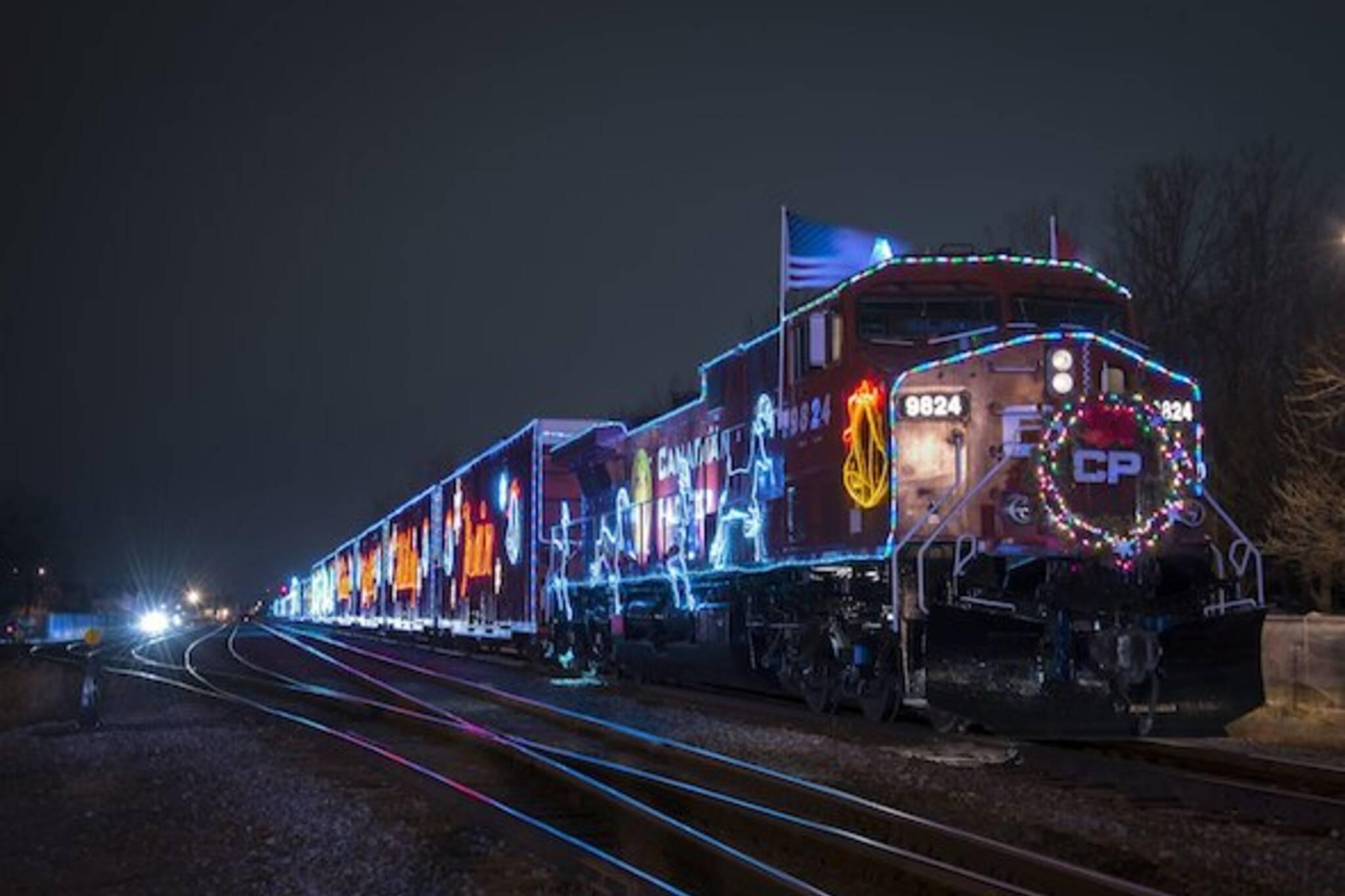 Holiday Train Toronto