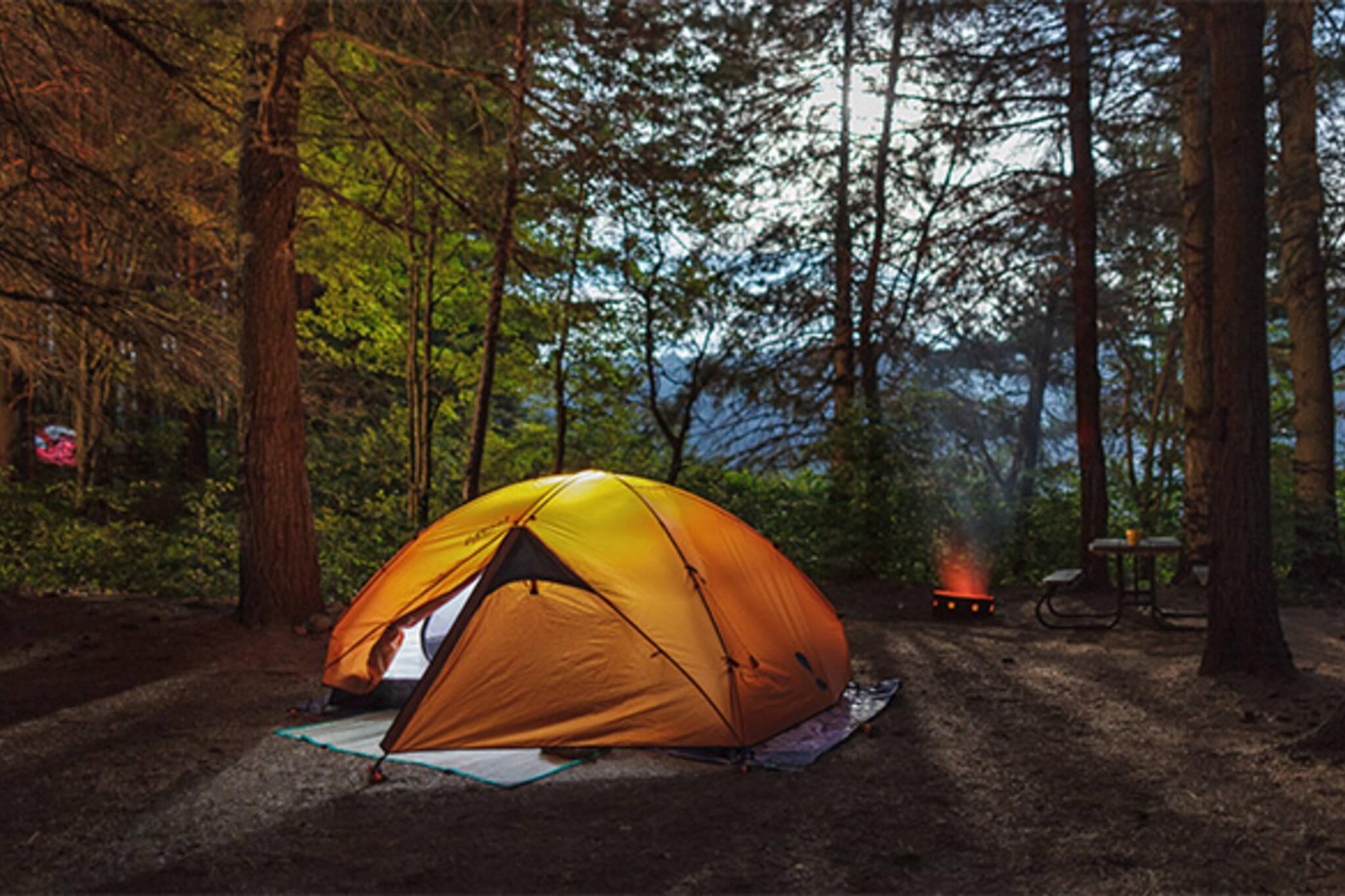 campsites near toronto