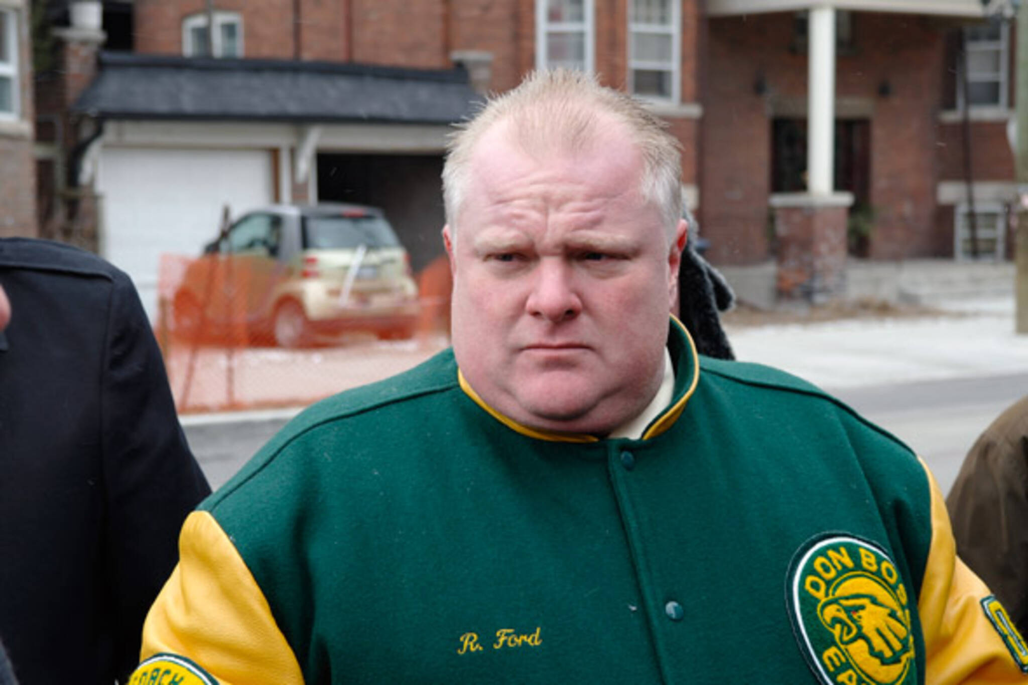 Rob Ford 911 Call