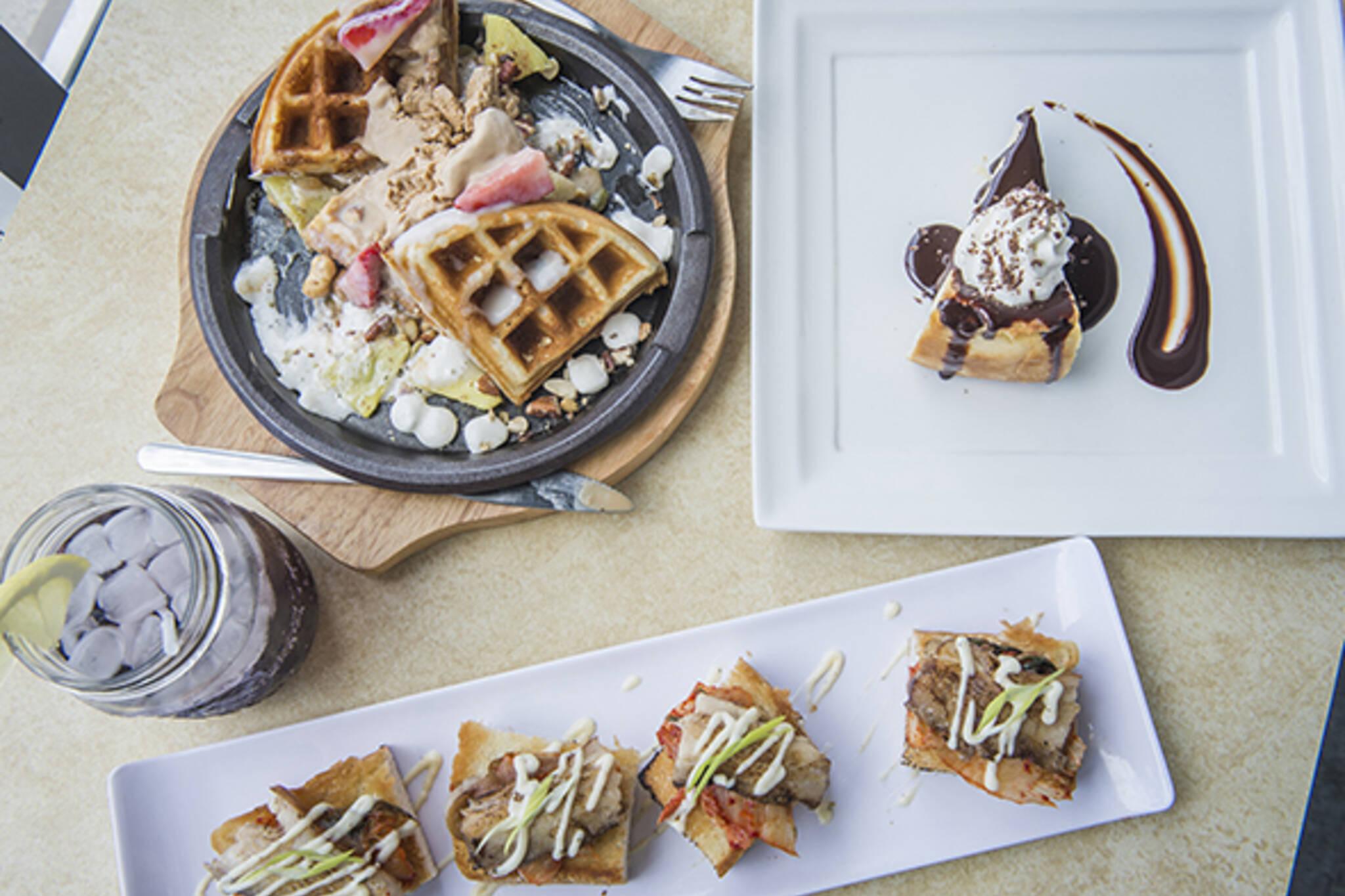 Sweet Esc Dessert Cafe Toronto