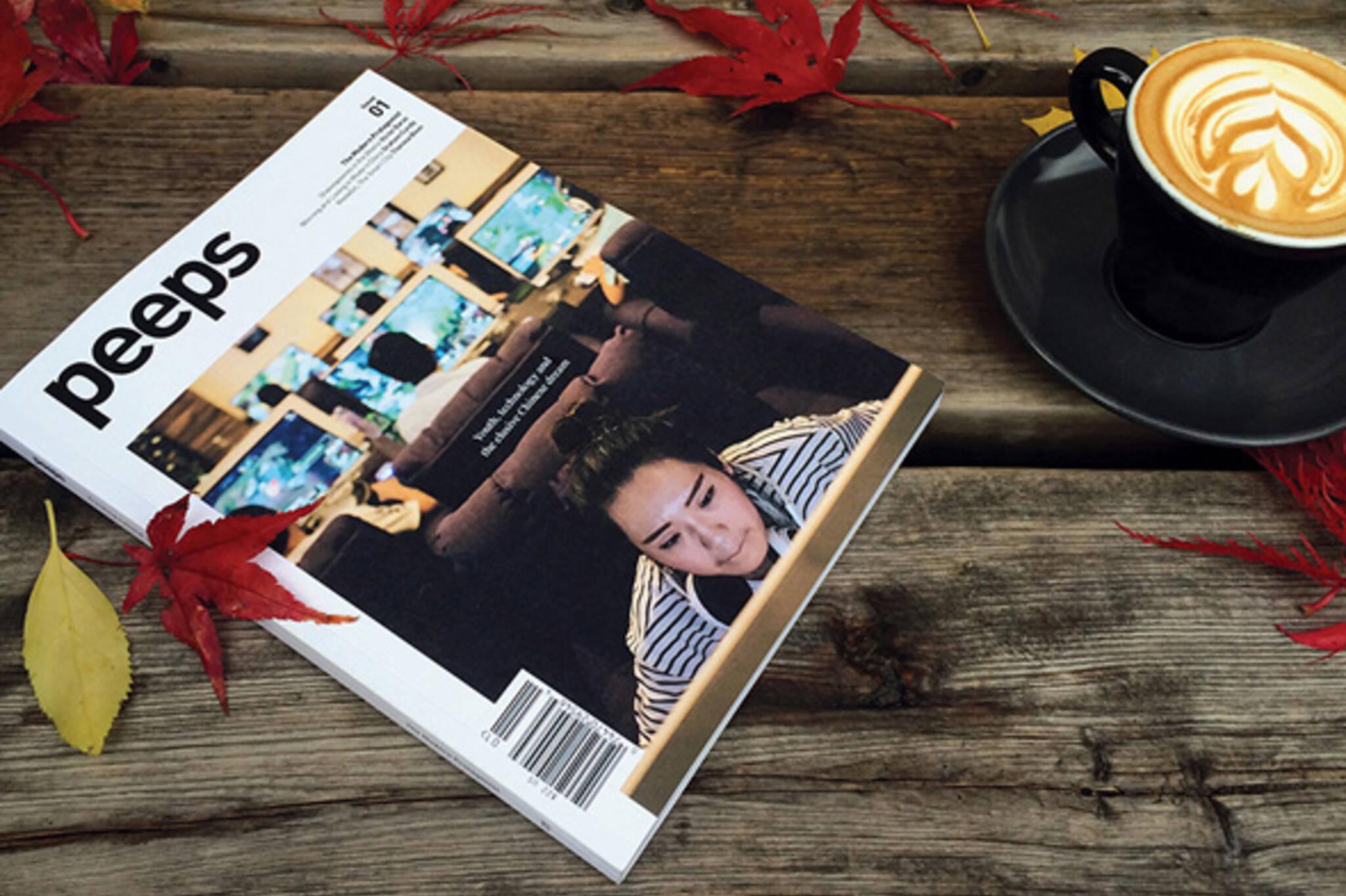 peeps magazine