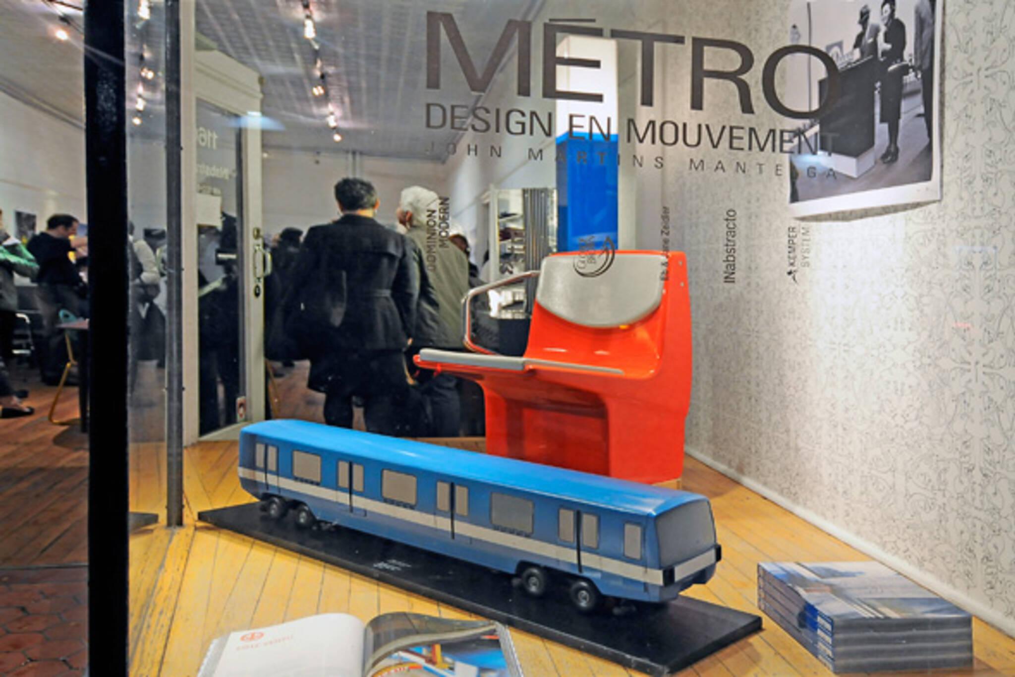 Metro Subway Design Book