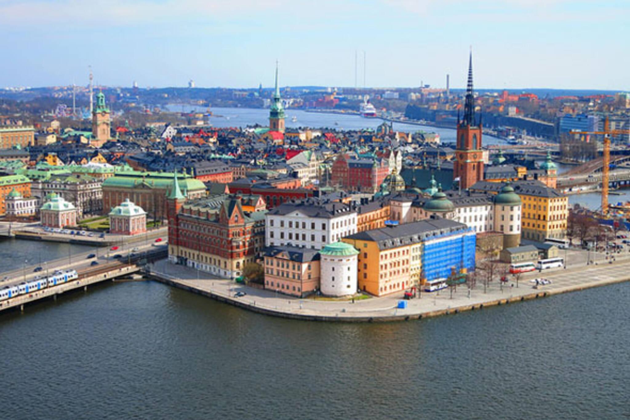 toronto stockholm