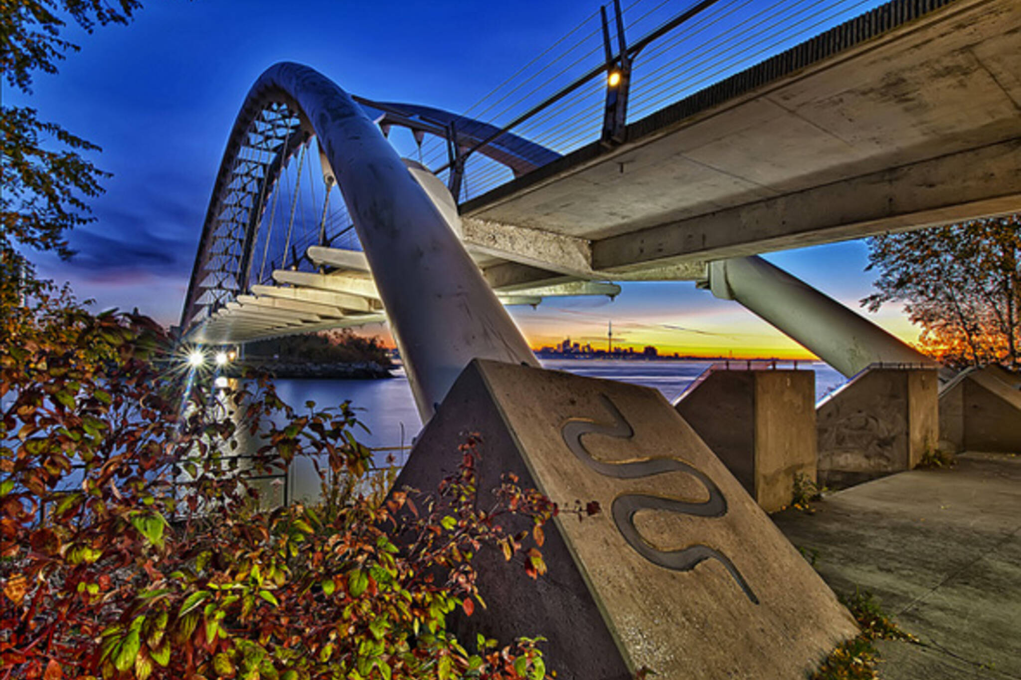 Humber Bay Bridge