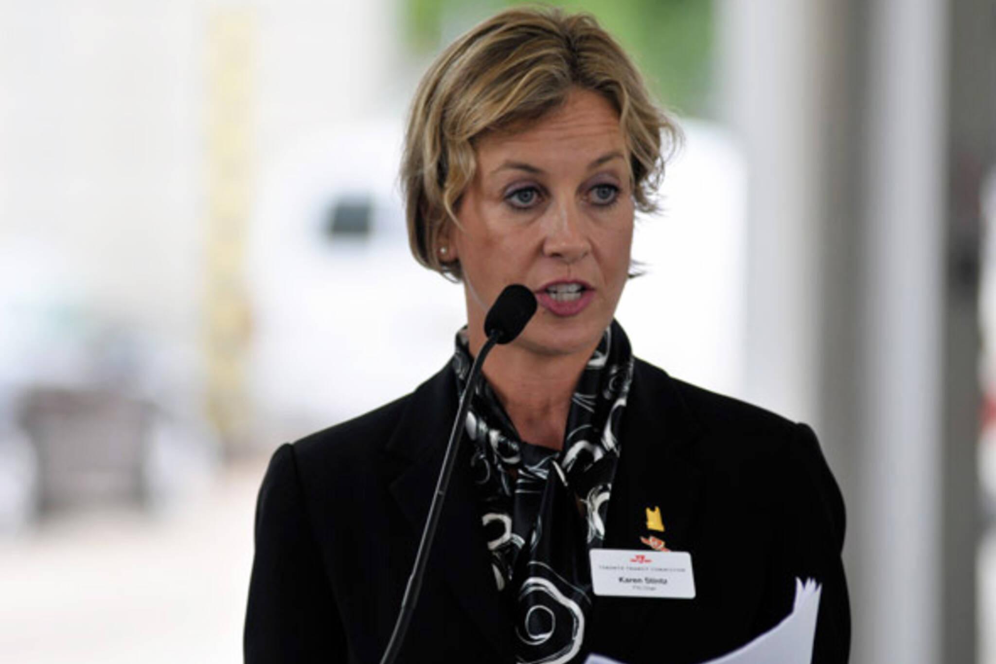 TTC Karen Stintz