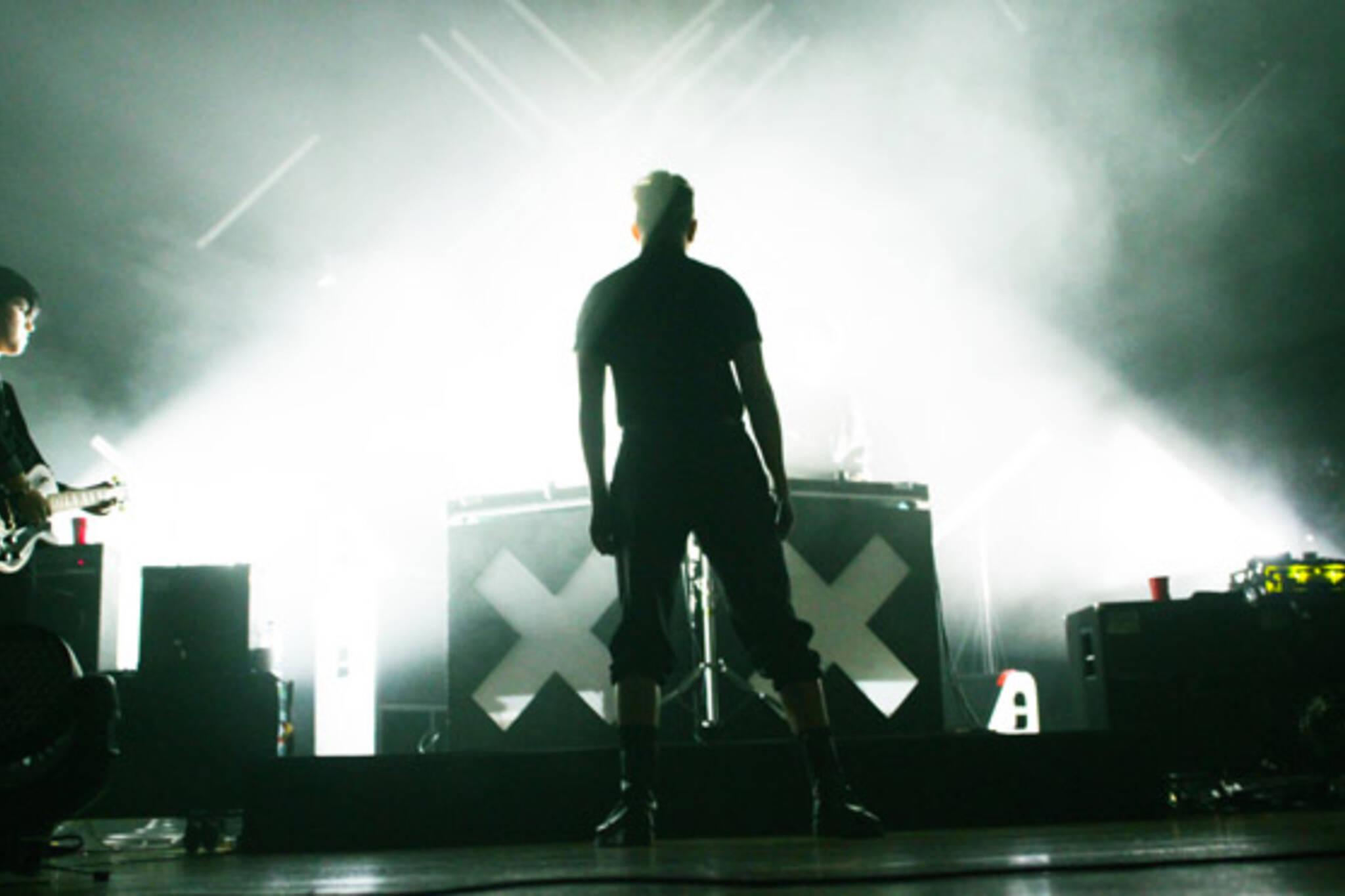 The XX live