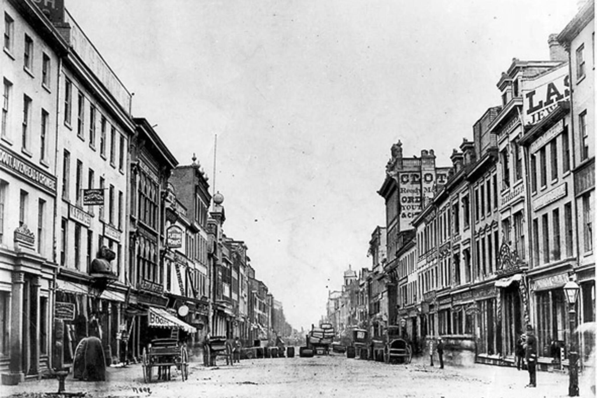 Toronto 1870s